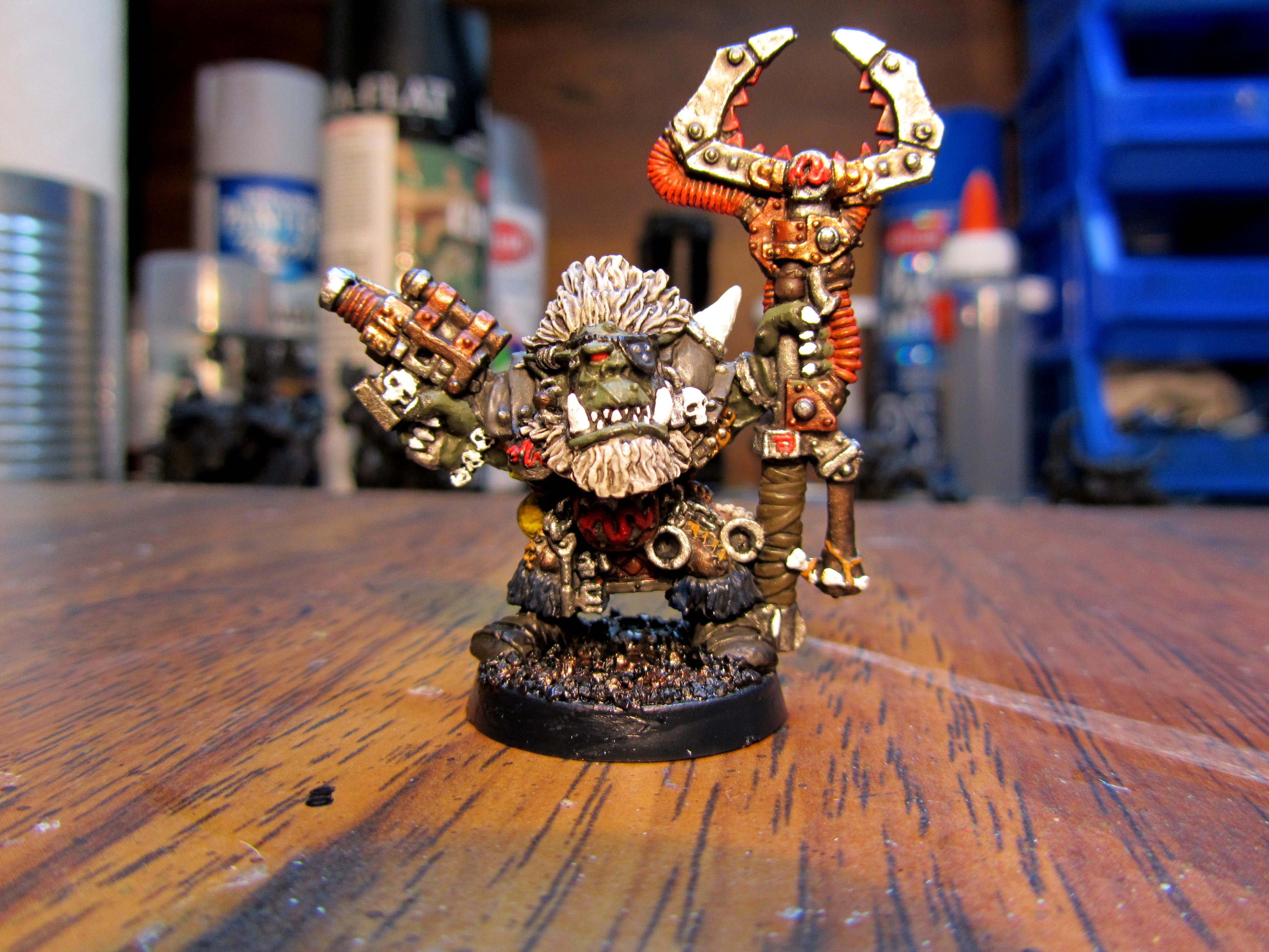 2nd Edition, Orks, Runtherd