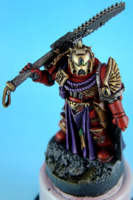 Space Marines, Trade