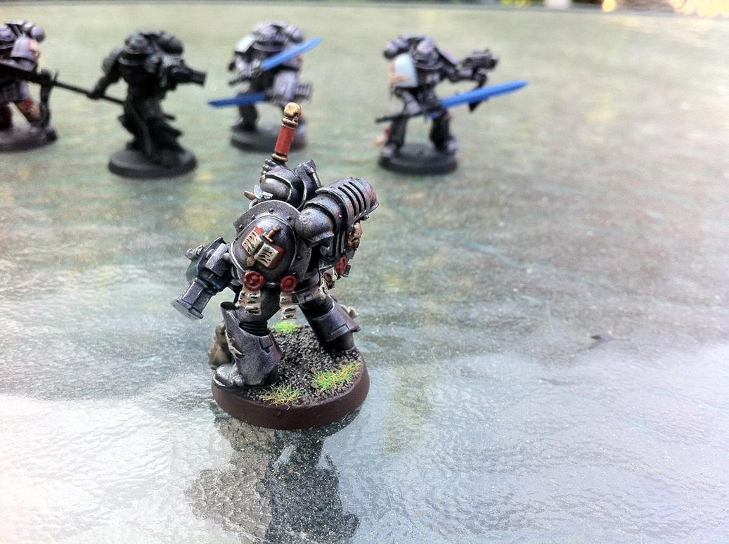 Grey Knights, Warhammer 40,000, Warhammer Fantasy