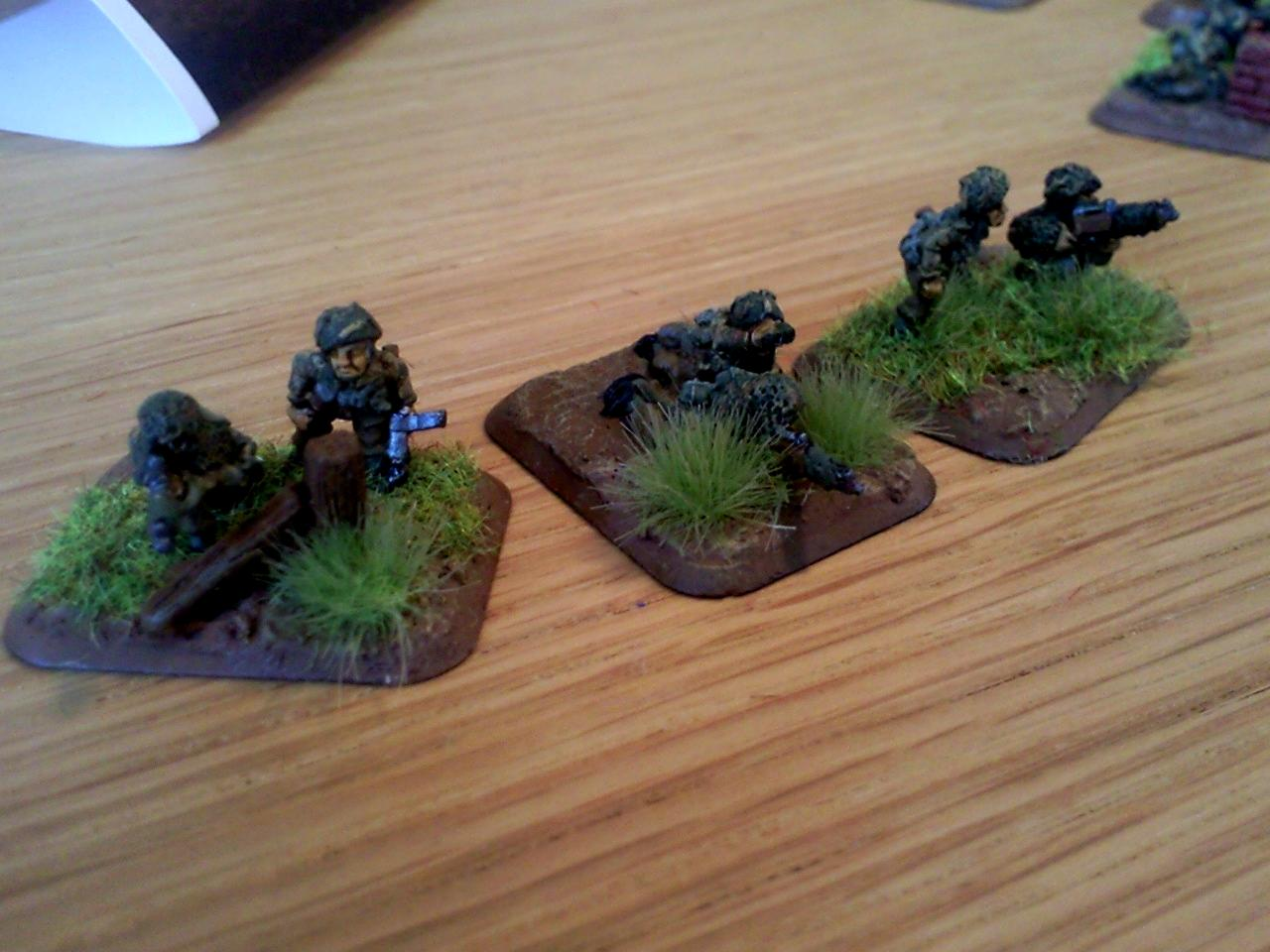Airborne, British, Flames Of War, Paras