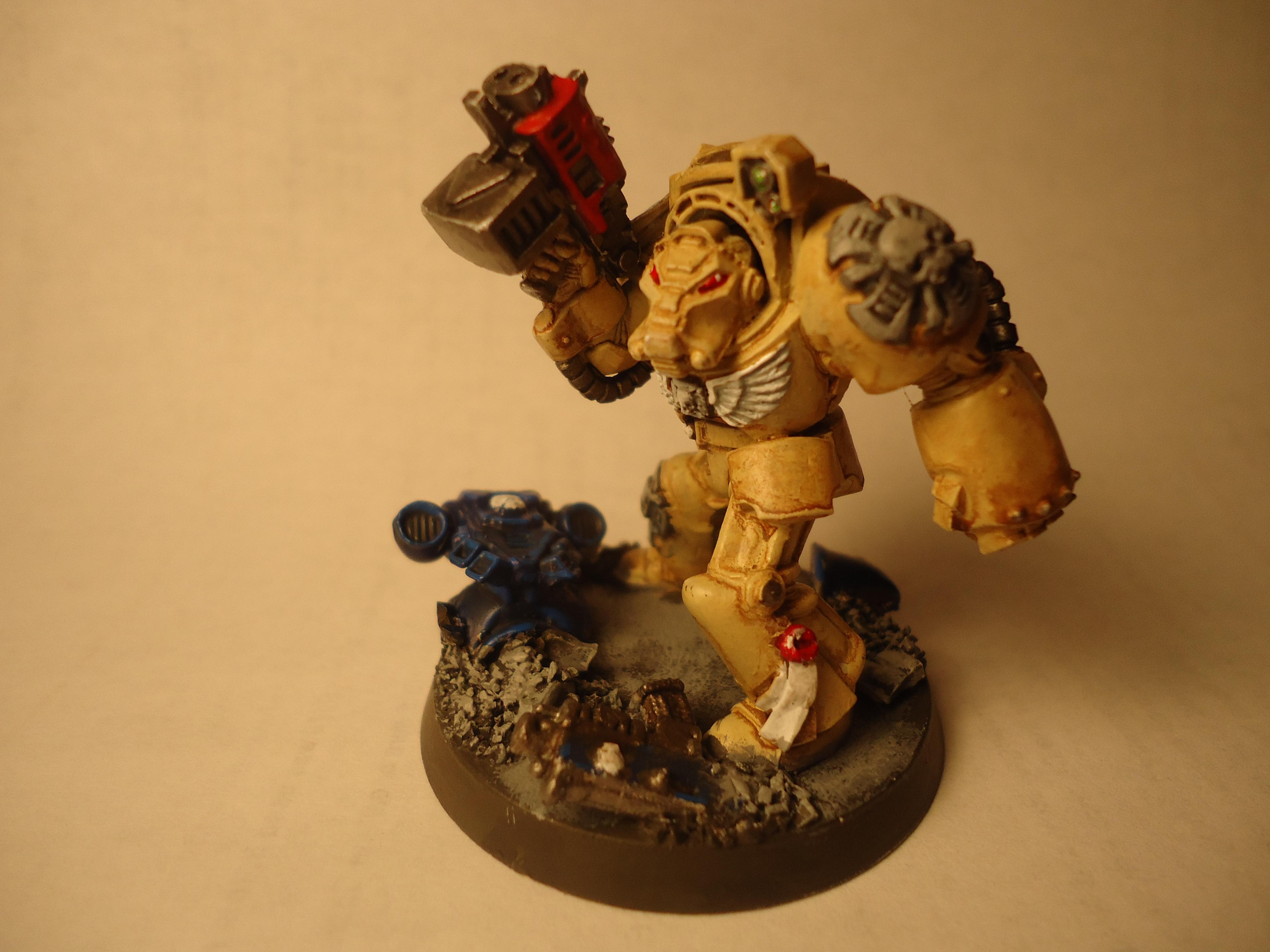 Storm Bolter Power Fist Deathwing Terminator