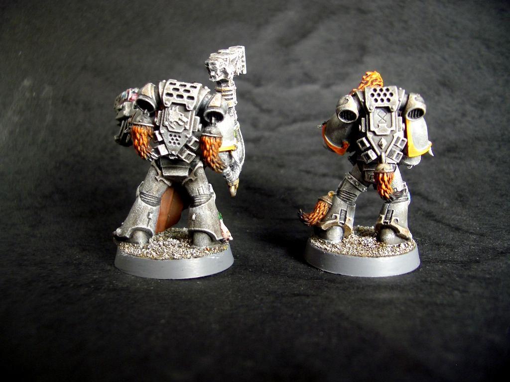 Fox Marine, Fox Marines, Space Wolves