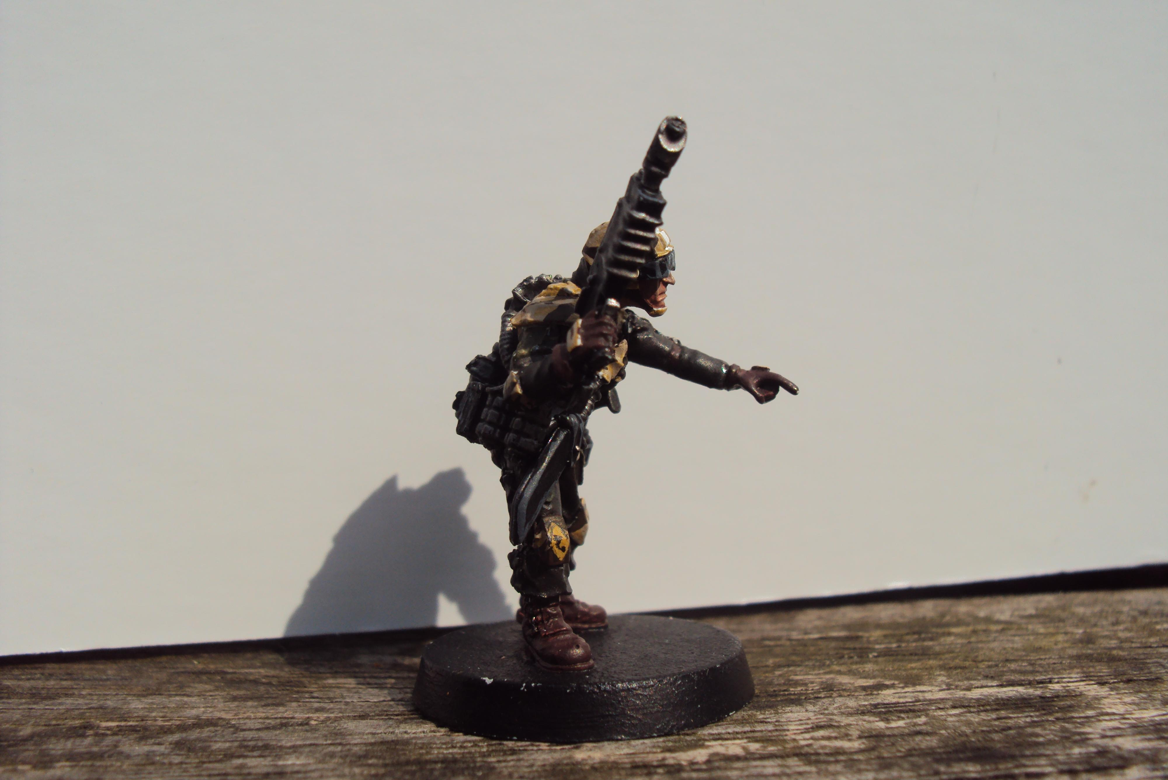 Elysians, Imperial Guard, Warhammer 40,000