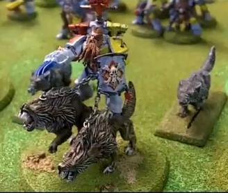 Space Wolves, Krakenbeard