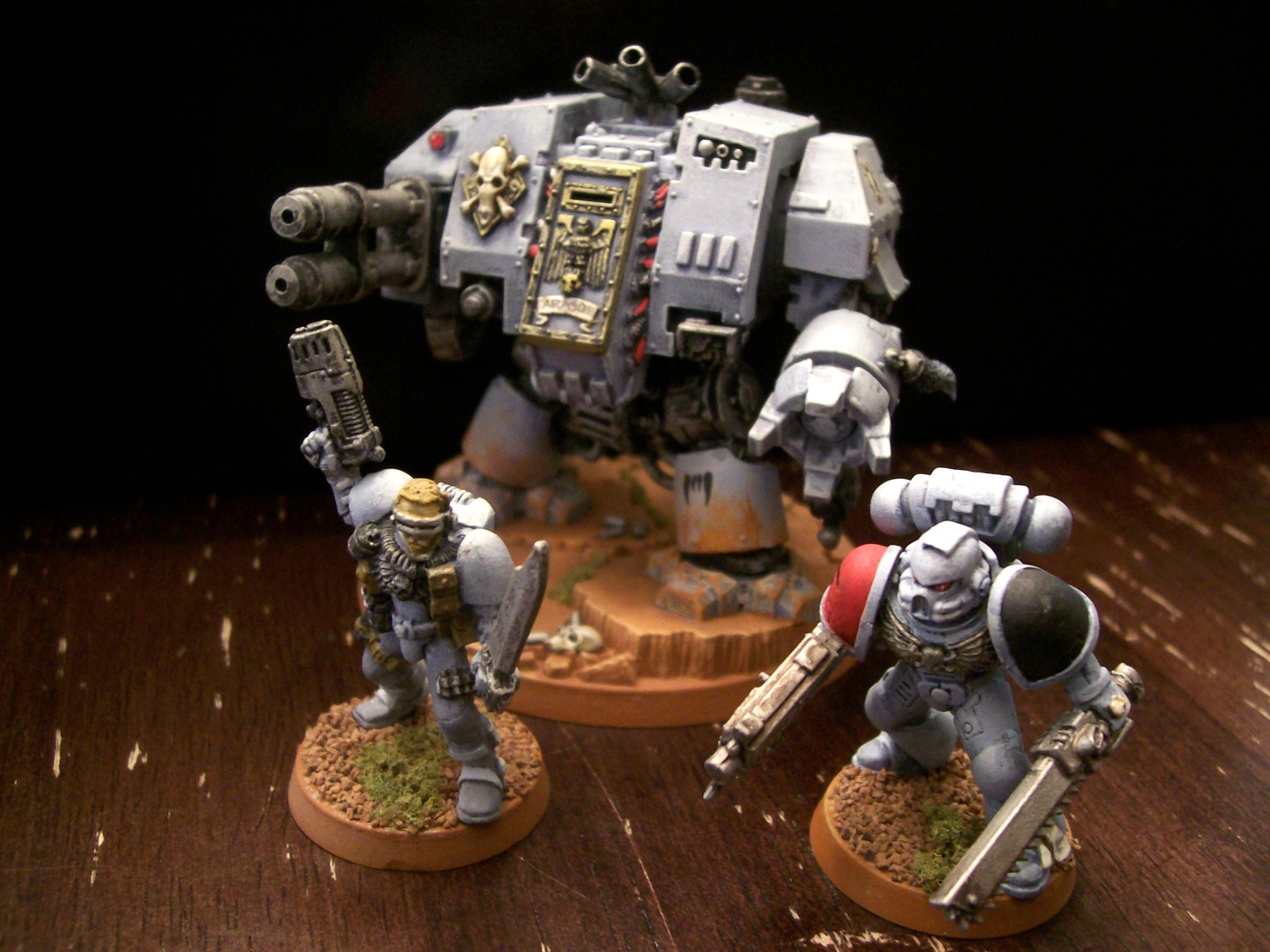 Dreadnought, Space Wolves