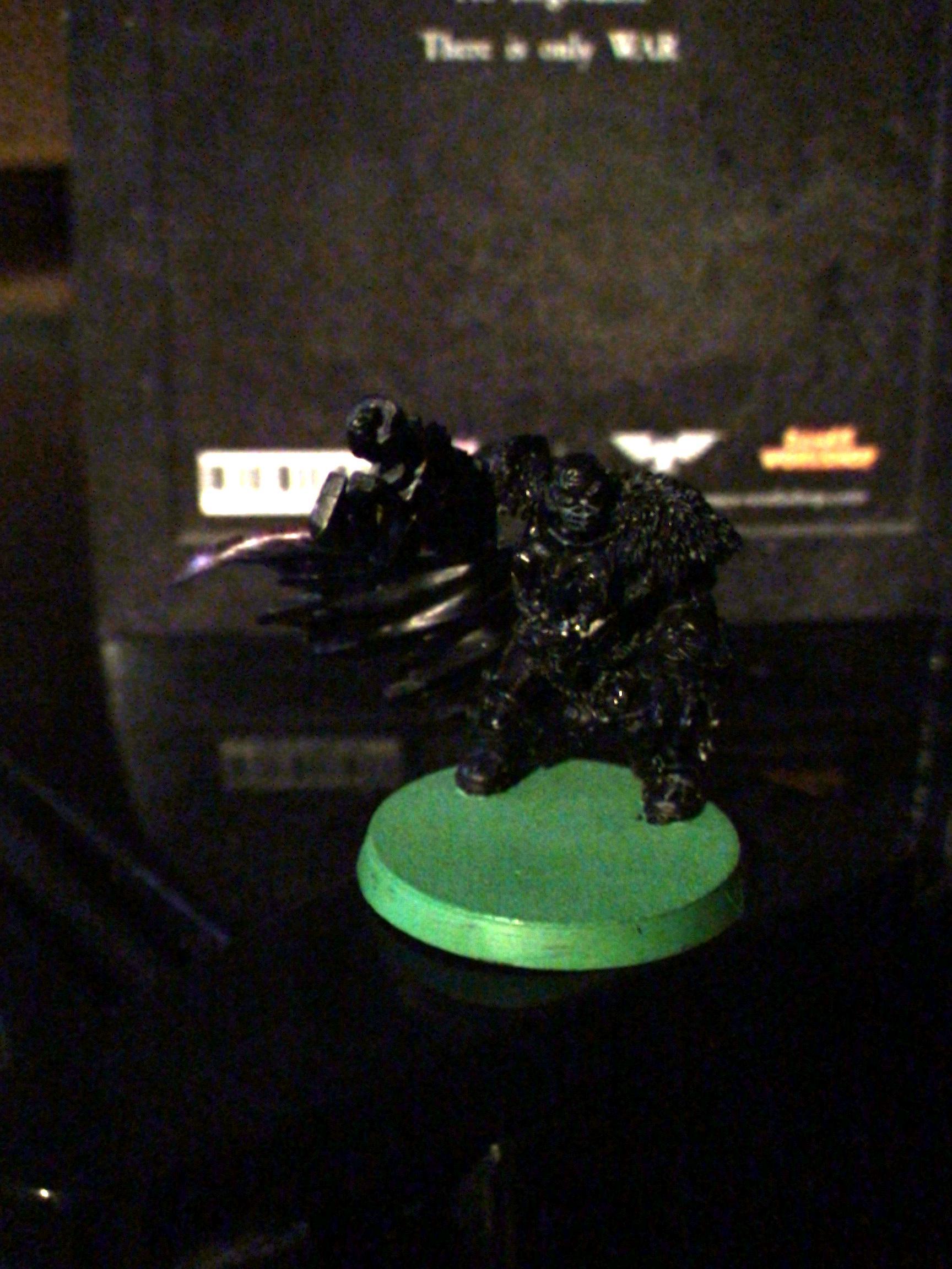 Black Legion, Chaos, Lord