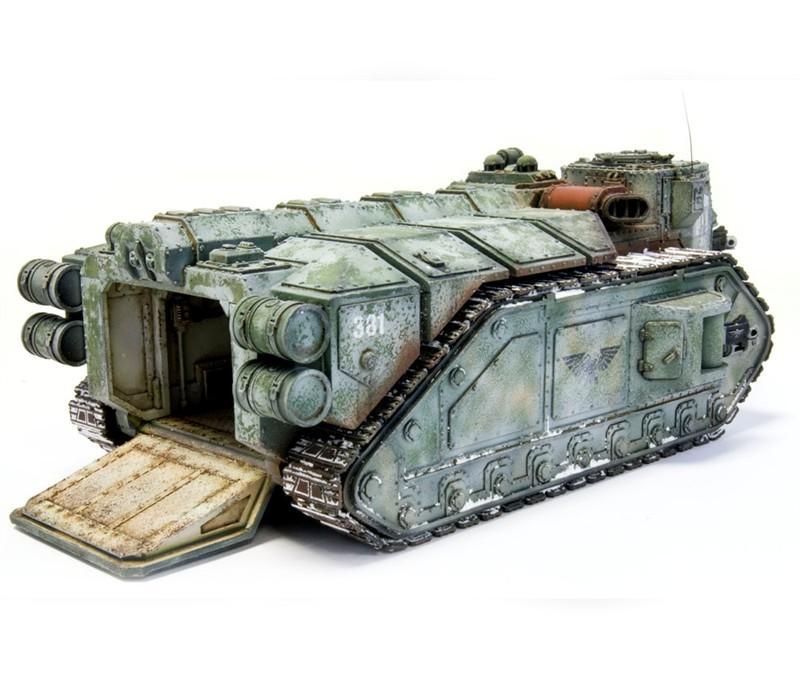 Crassus, Forge World, Imperial Guard, Transport, Warhammer 40,000