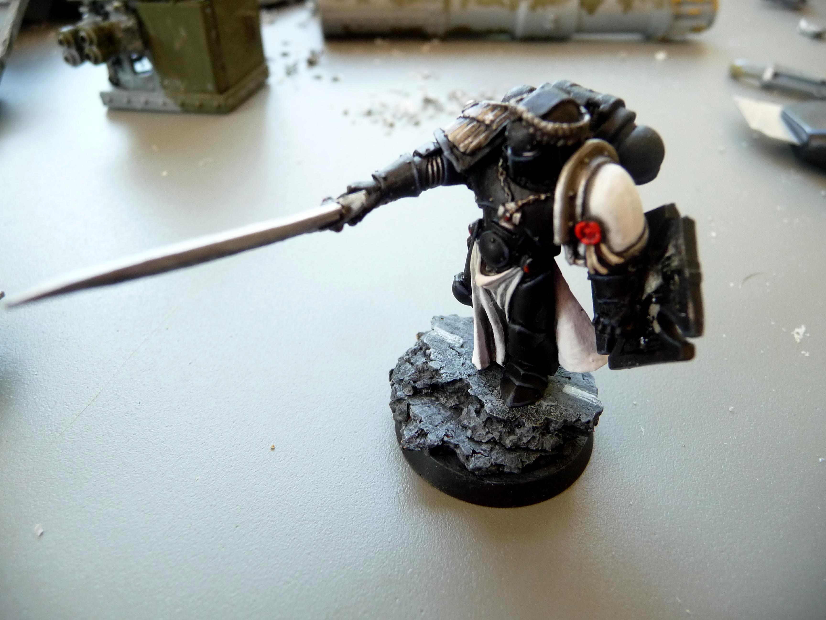 Black Templars, Black Templar