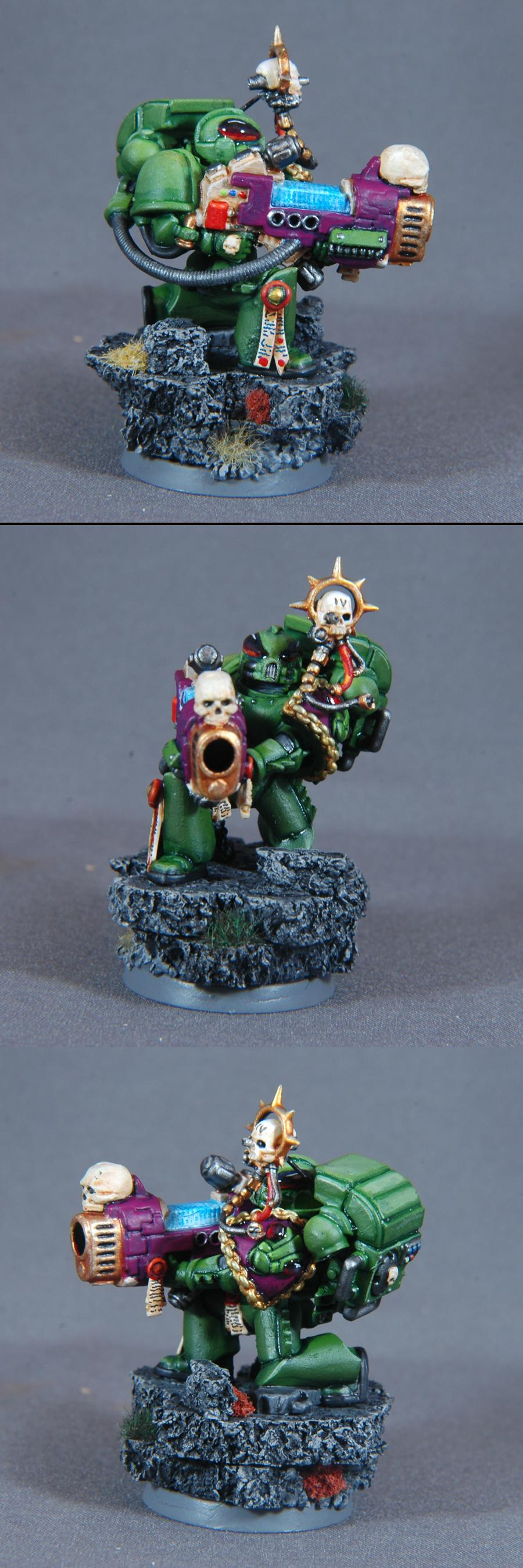 Gms, Space Marines, Warhammer 40,000