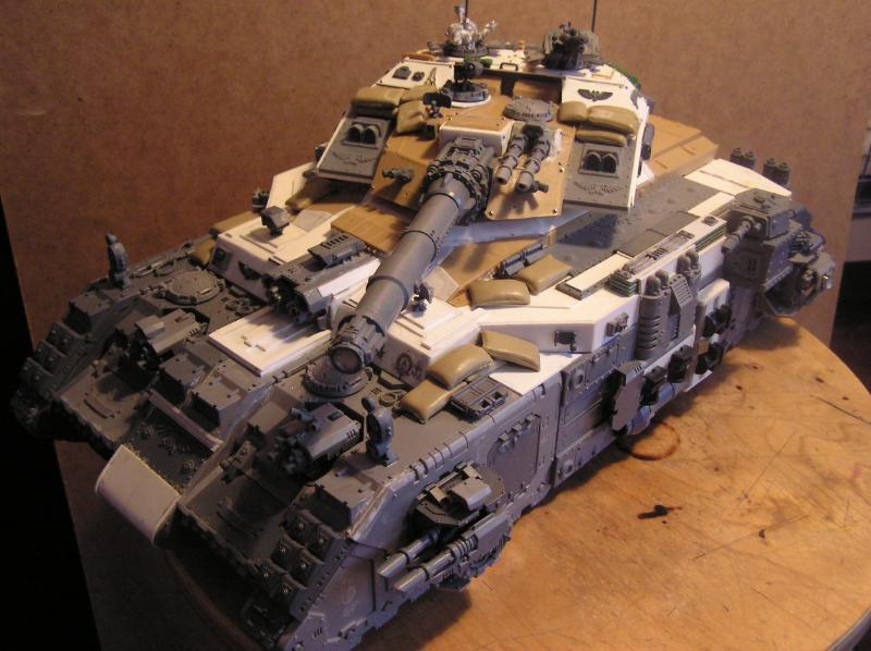 Epic, Huge, Space Marines, Super-heavy, Tank