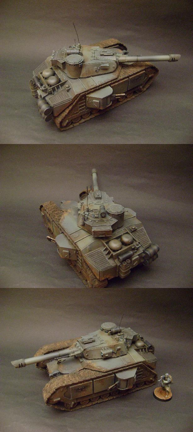 Forge World, Heavy Battle Tank, Malcador