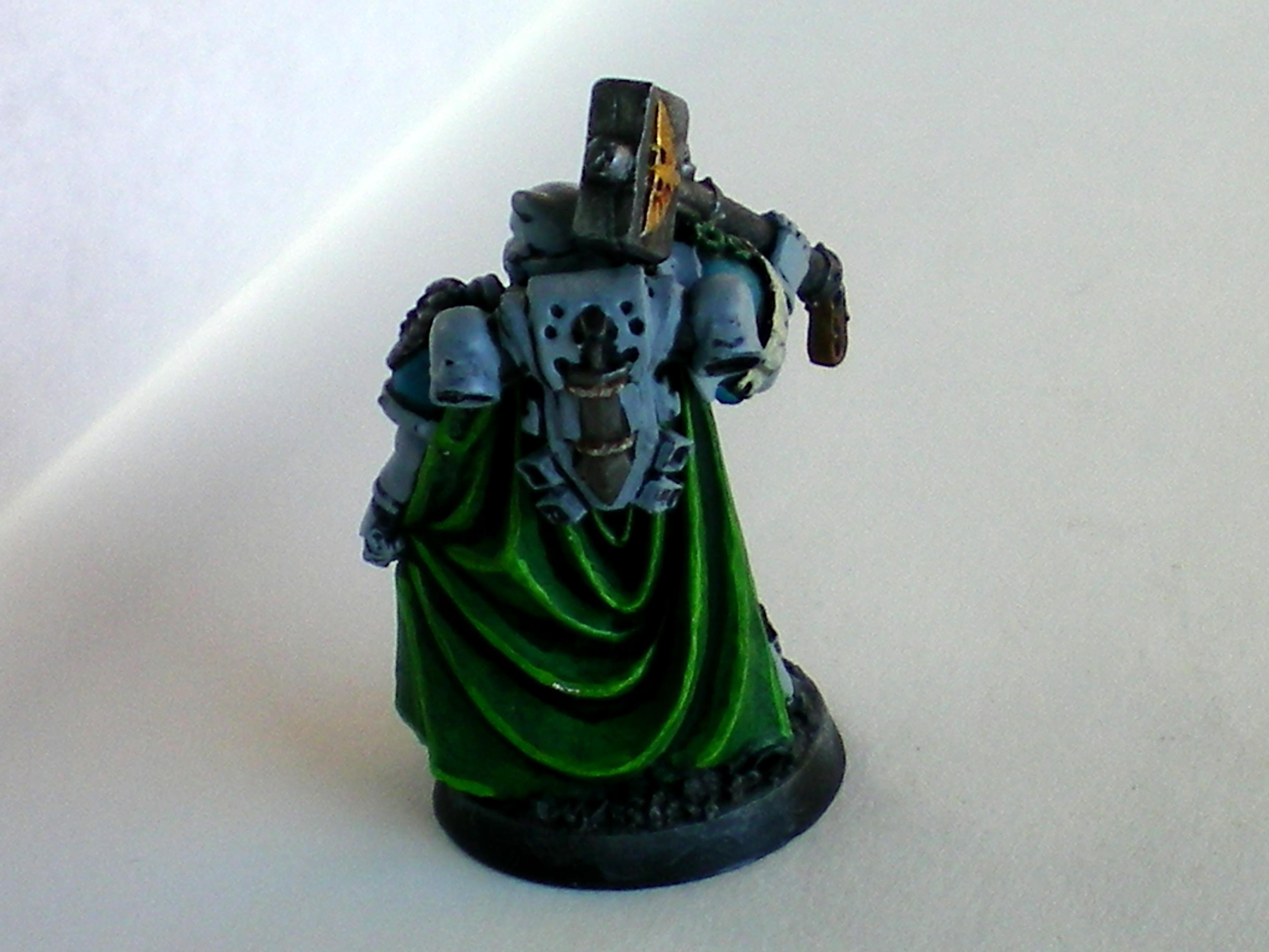 Company Master, Space Marines, Warhammer 40,000