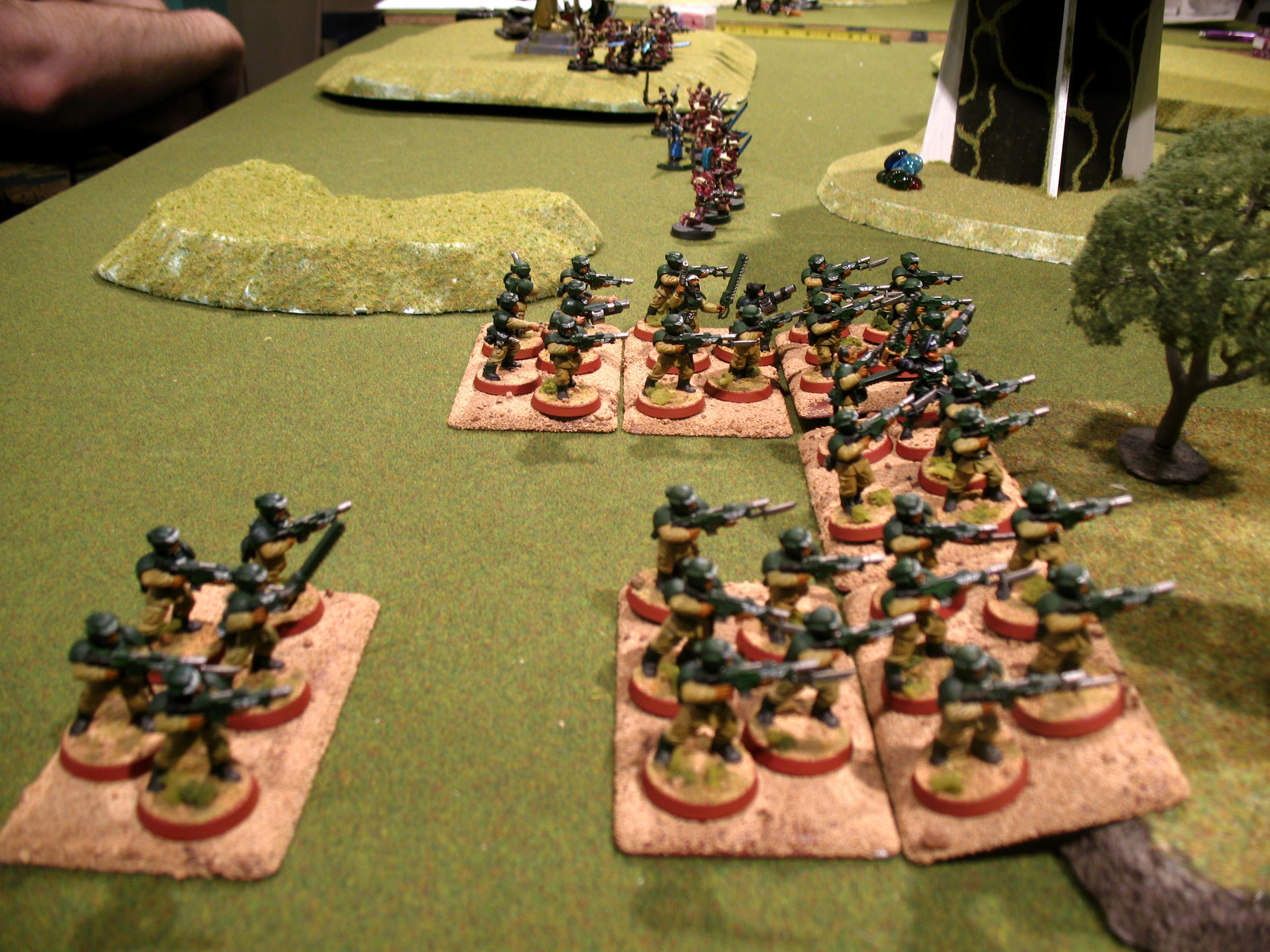 Cadians, Imperial Guard, Tournament