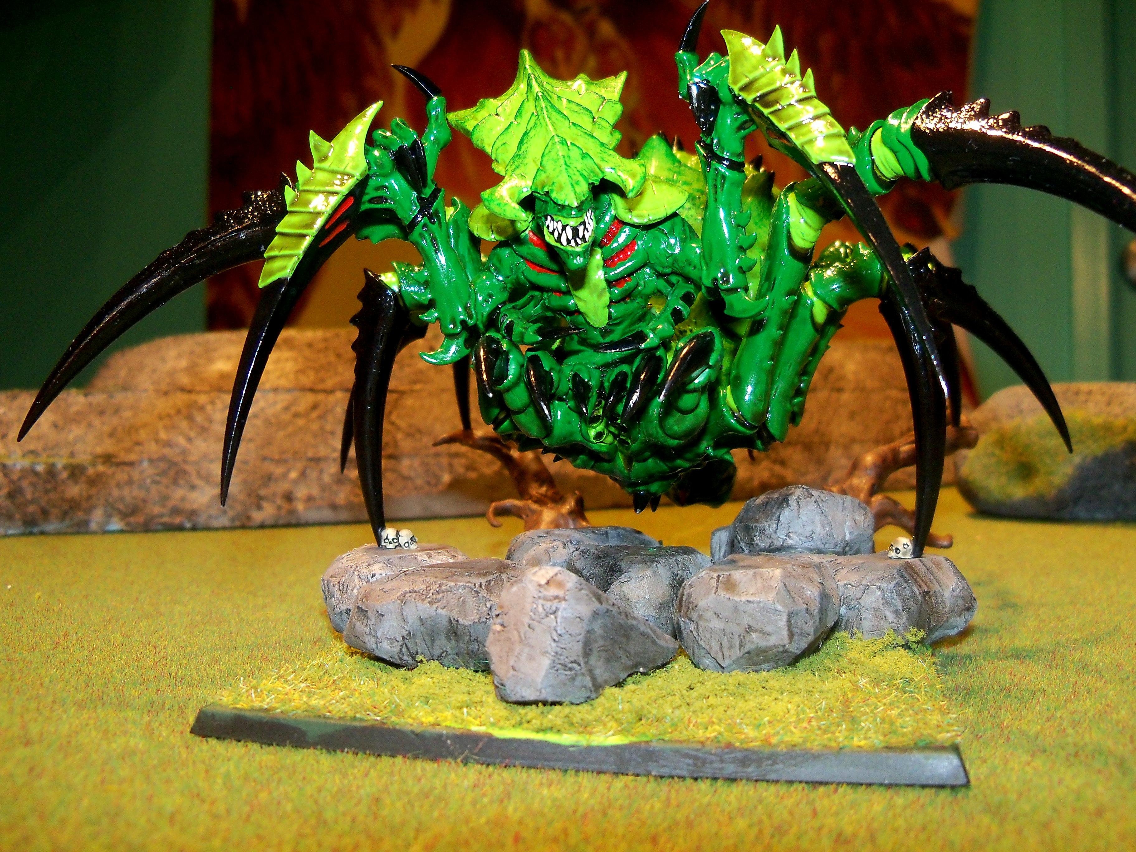 Arachnarok, Tervigon
