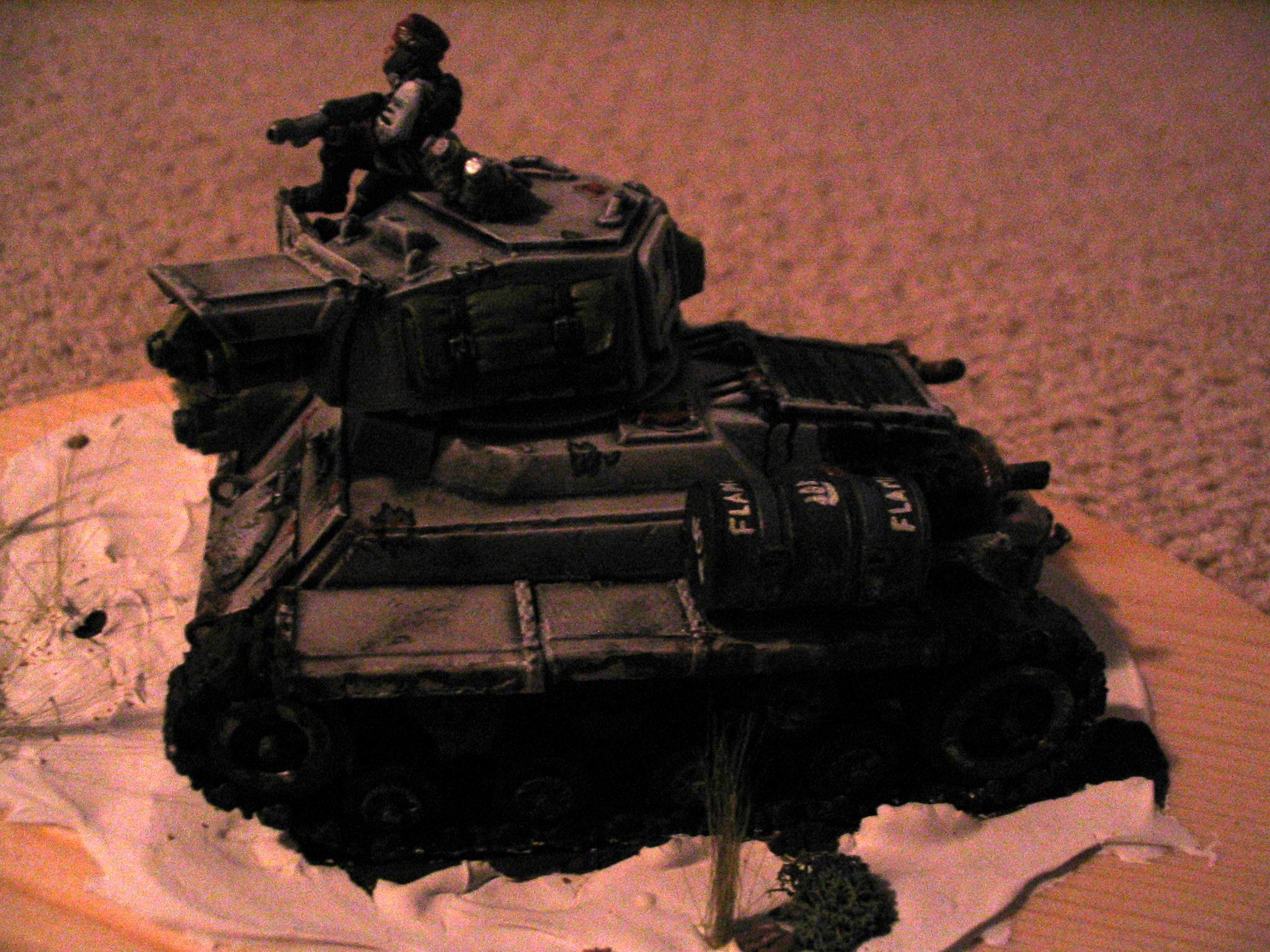 Conversion, Leman Russ, Leman Russ Punisher, Modification, Mods, Punisher, Tank