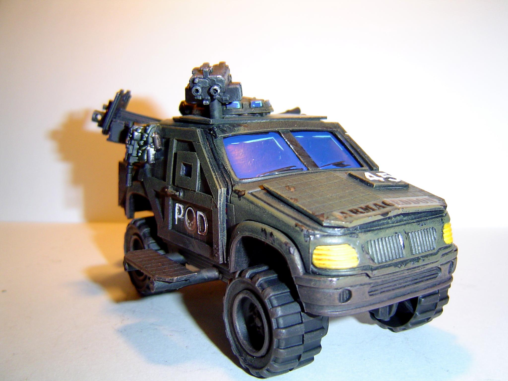 4x4, Armored Car, Hummer, Imperial Guard, Jeep, Leman Russ, Salimander, Sentinel, Steel Legion, Tank, Warhammer 40,000