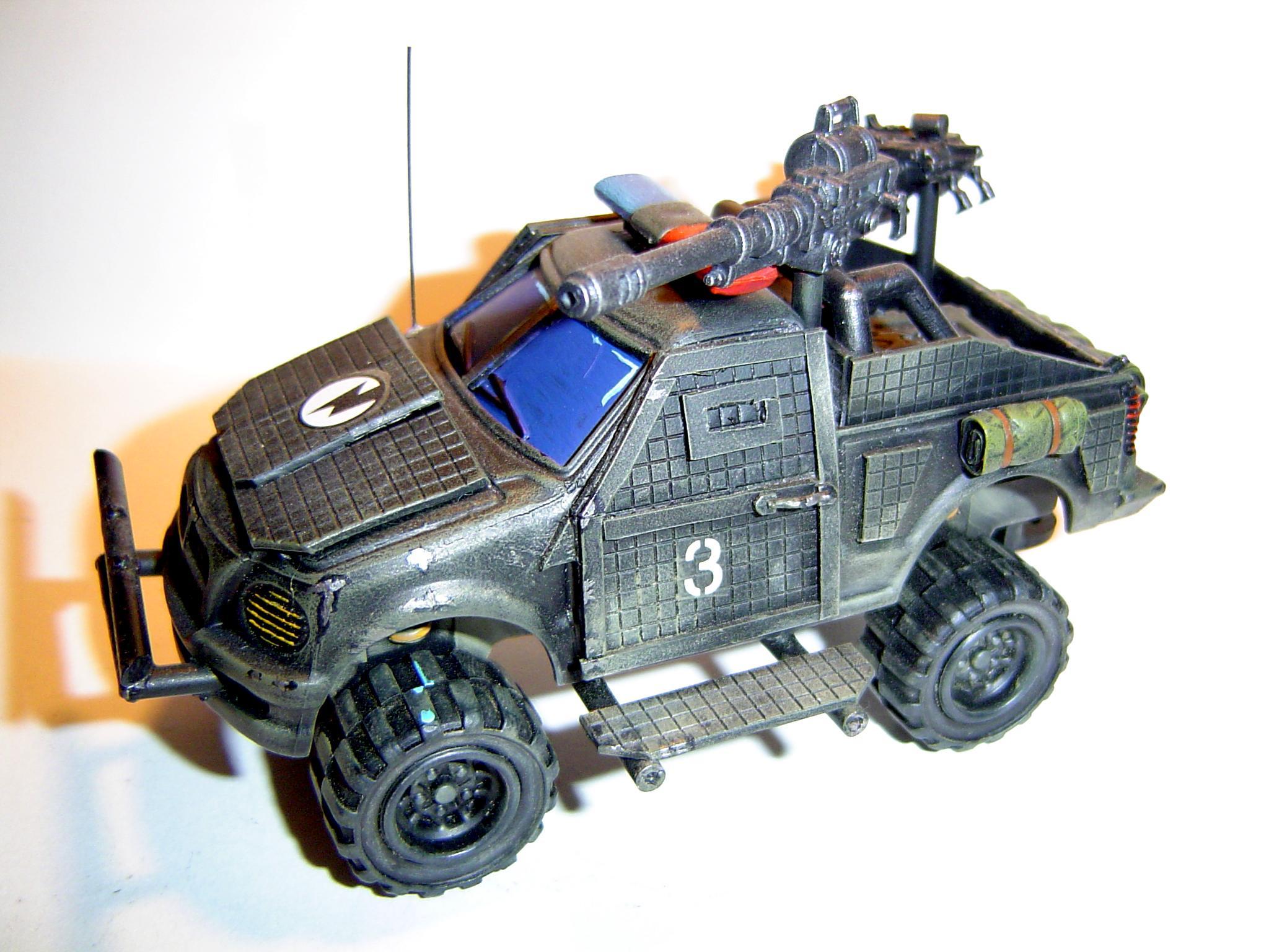 4x4, Imperial Guard, Salimander, Steel Legion, Tank, Warhammer 40,000