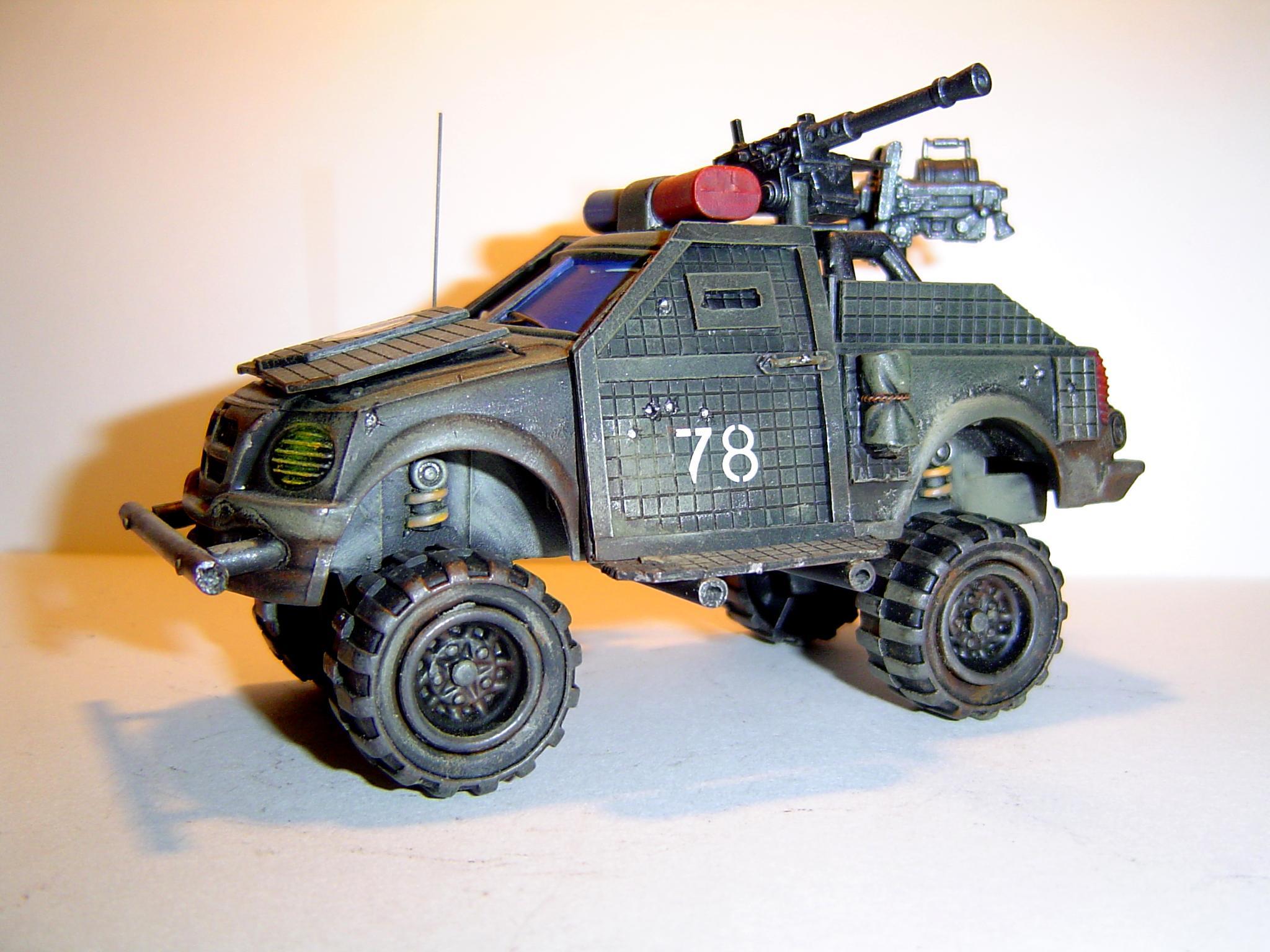 4x4, Imperial Guard, Leman Russ, Space Marines, Steel Legion, Warhammer 40,000