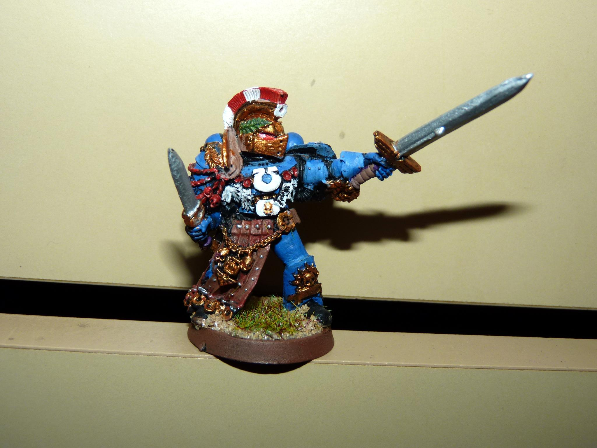Marneus Calgar, Space Marines, Ultramarines, Warhammer 40,000