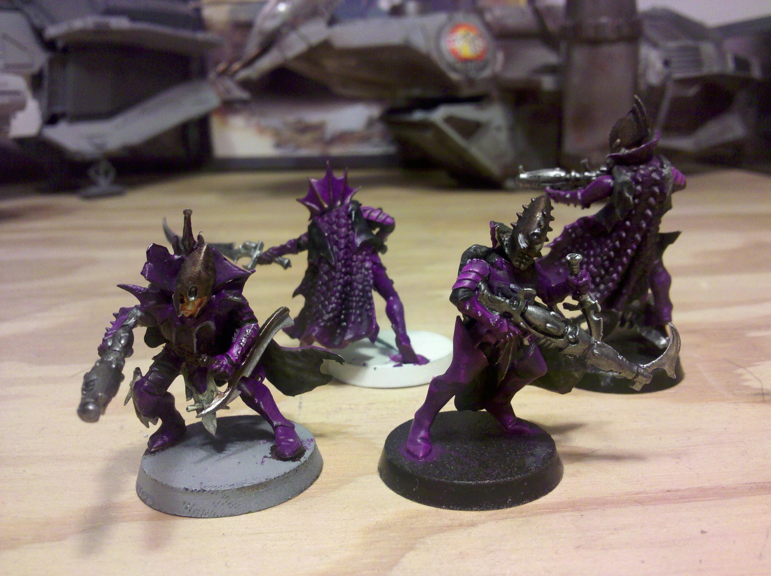 Blasters, Dark Eldar, Trueborns
