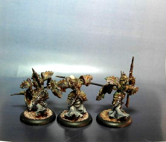 Aosol, Bane Knights, Cryx, Warmachine