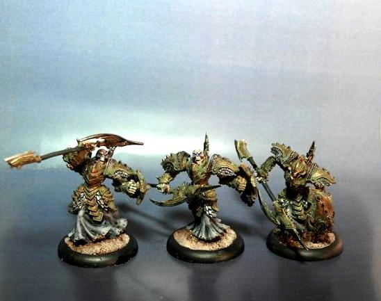 Aosol, Bane Knights, Cryx, Warmachine