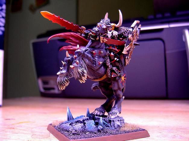 Archaon, Chaos, Warhammer Fantasy