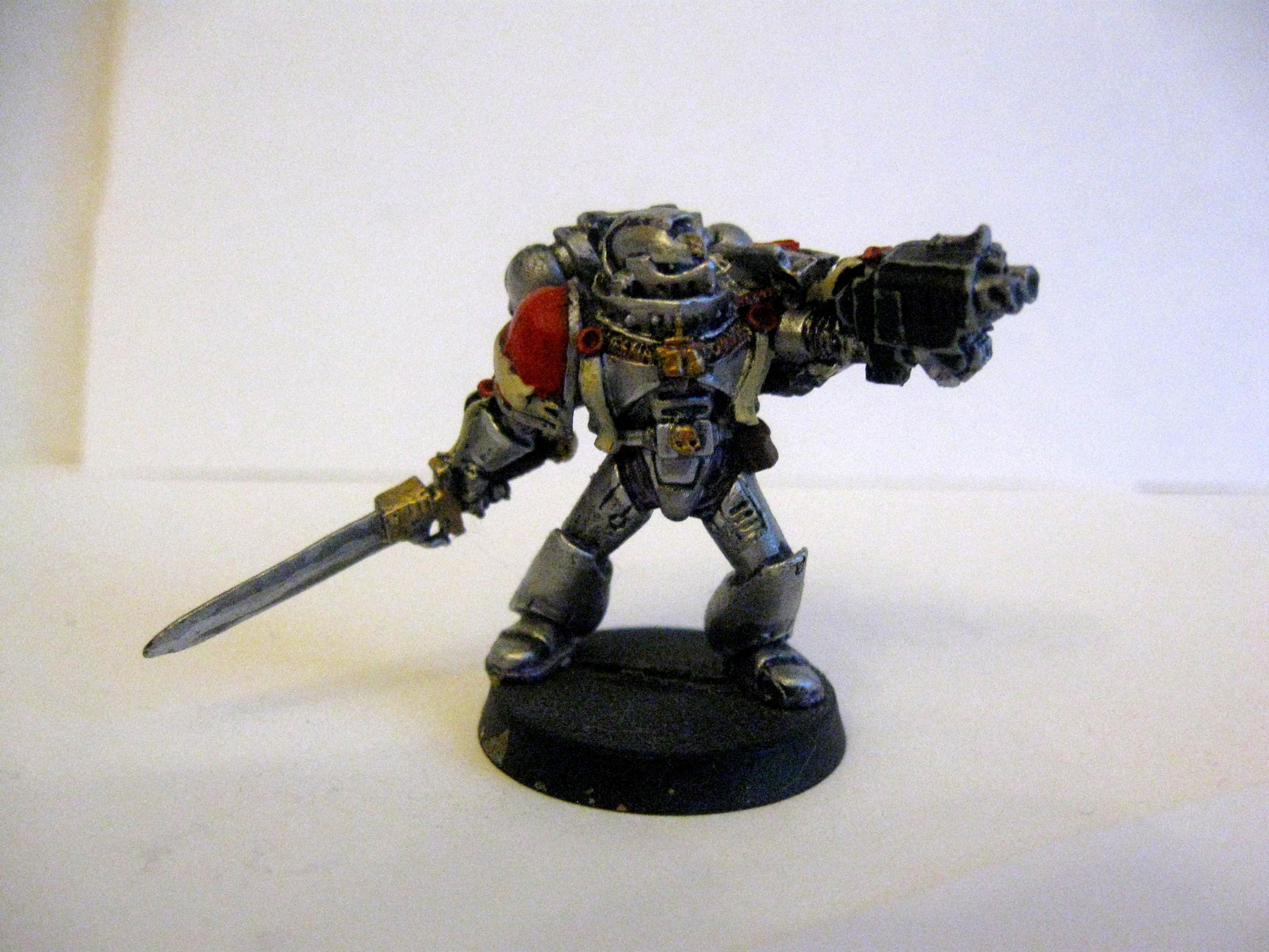 Grey Knights, Justicar, Pysker, Warhammer 40,000