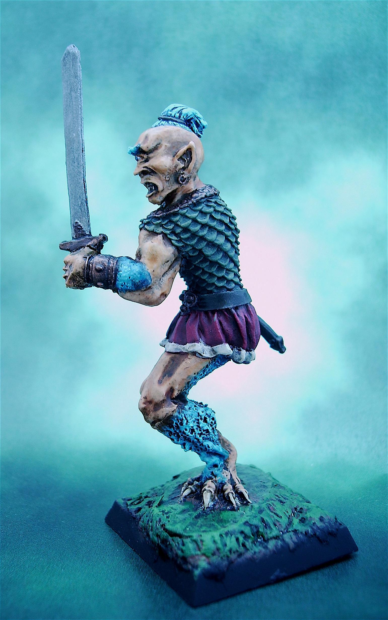 Fachan, Palesmurt, Ral Partha, Runequest, Warhammer Fantasy