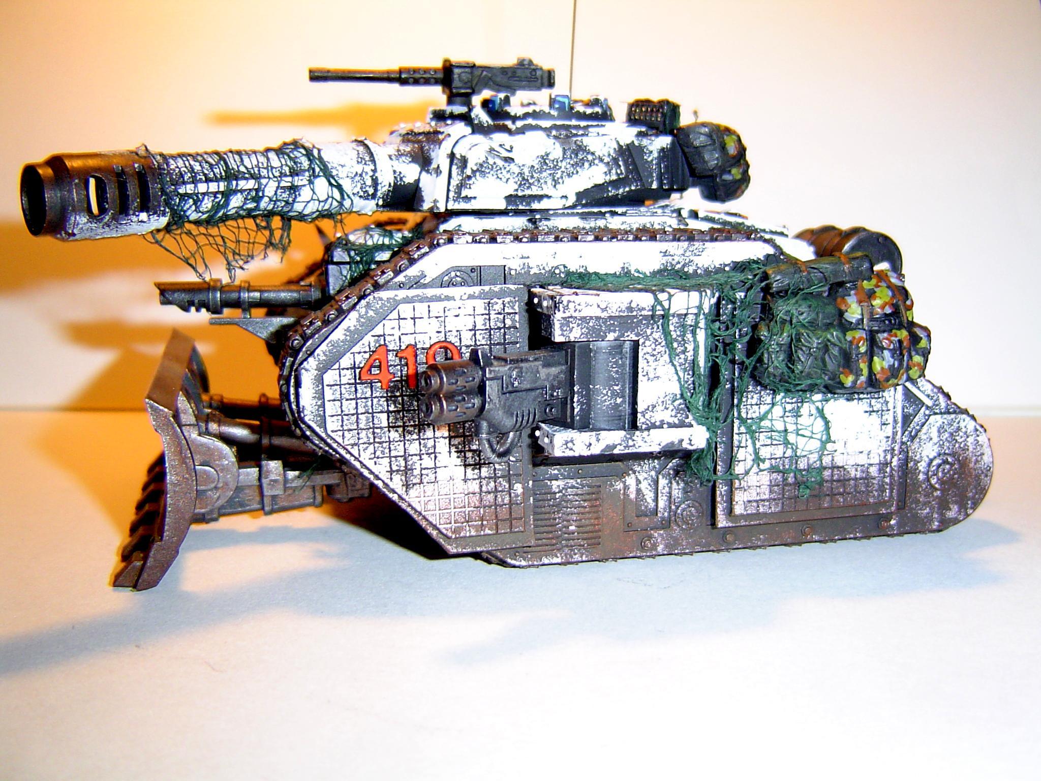 4ok, Apc, Imperial Guard, Leman Russ, Steel Legion, Tank
