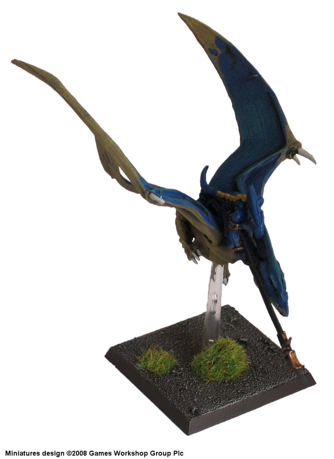 Dinosaur, Lizardmen, Special, Terradon, Warhammer Fantasy