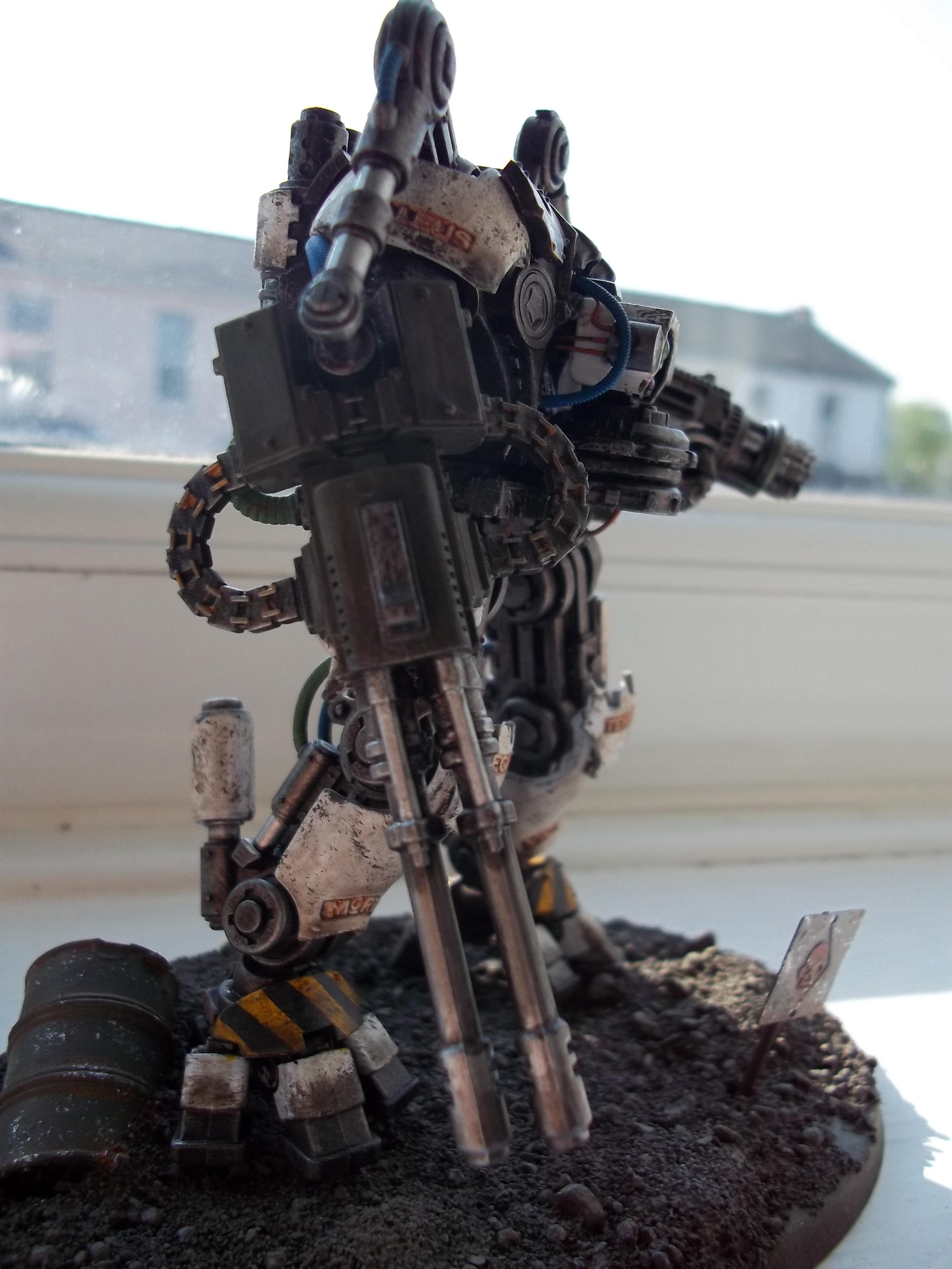 Autocannon, Grey Knights, Mech
