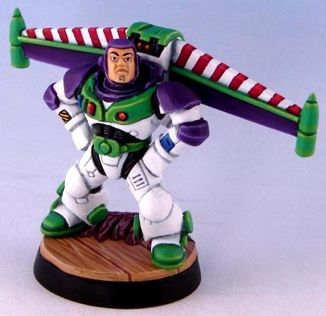 Buzz, Lightyear, Space Marines, Story, Toy