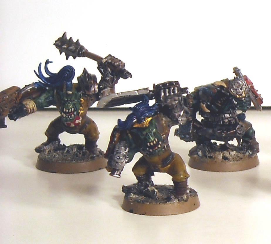 Ork Boy, Orks, Warhammer 40,000