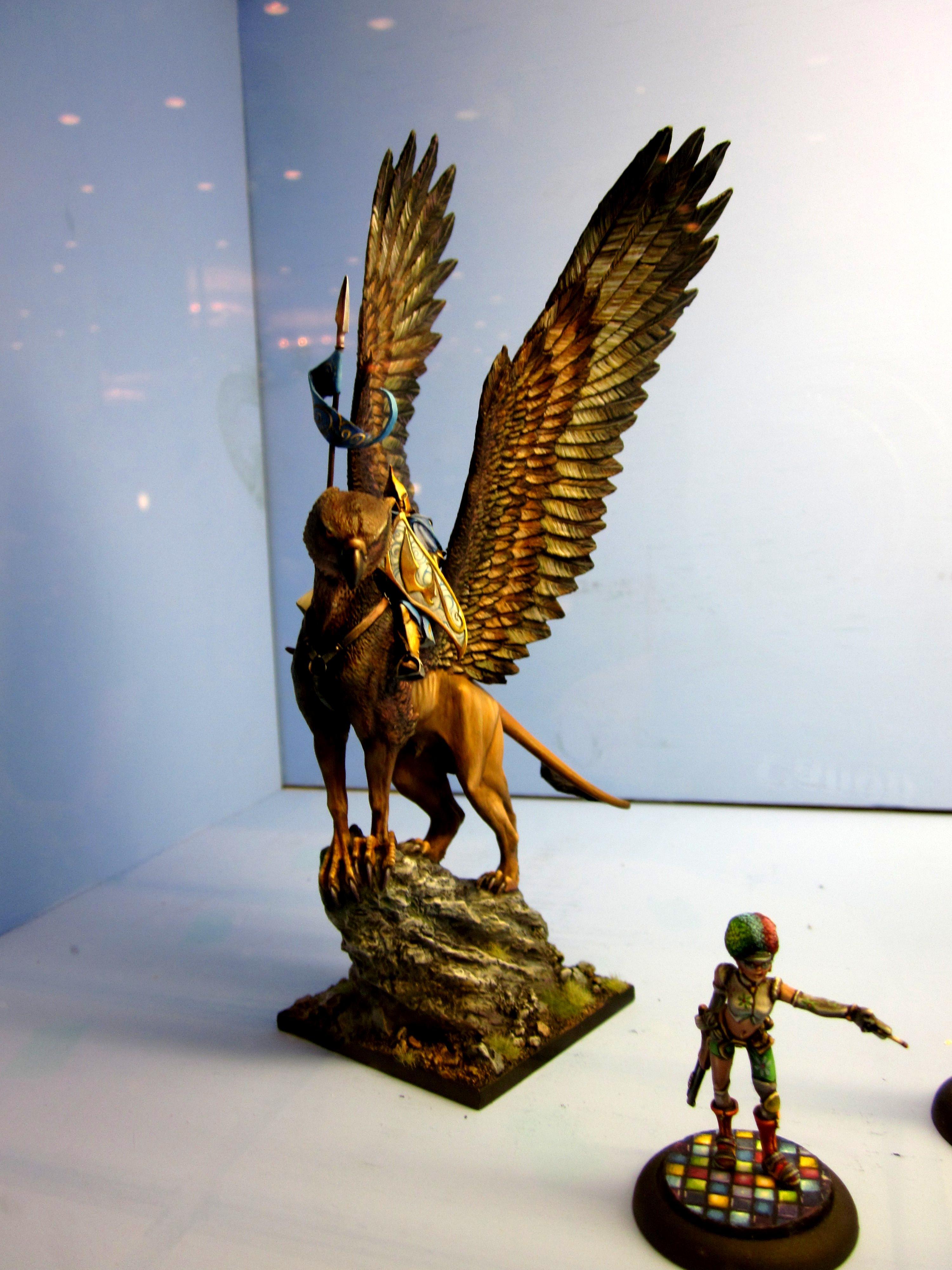 Adepticon 2011, Griffon, High Elves, Warhammer Fantasy
