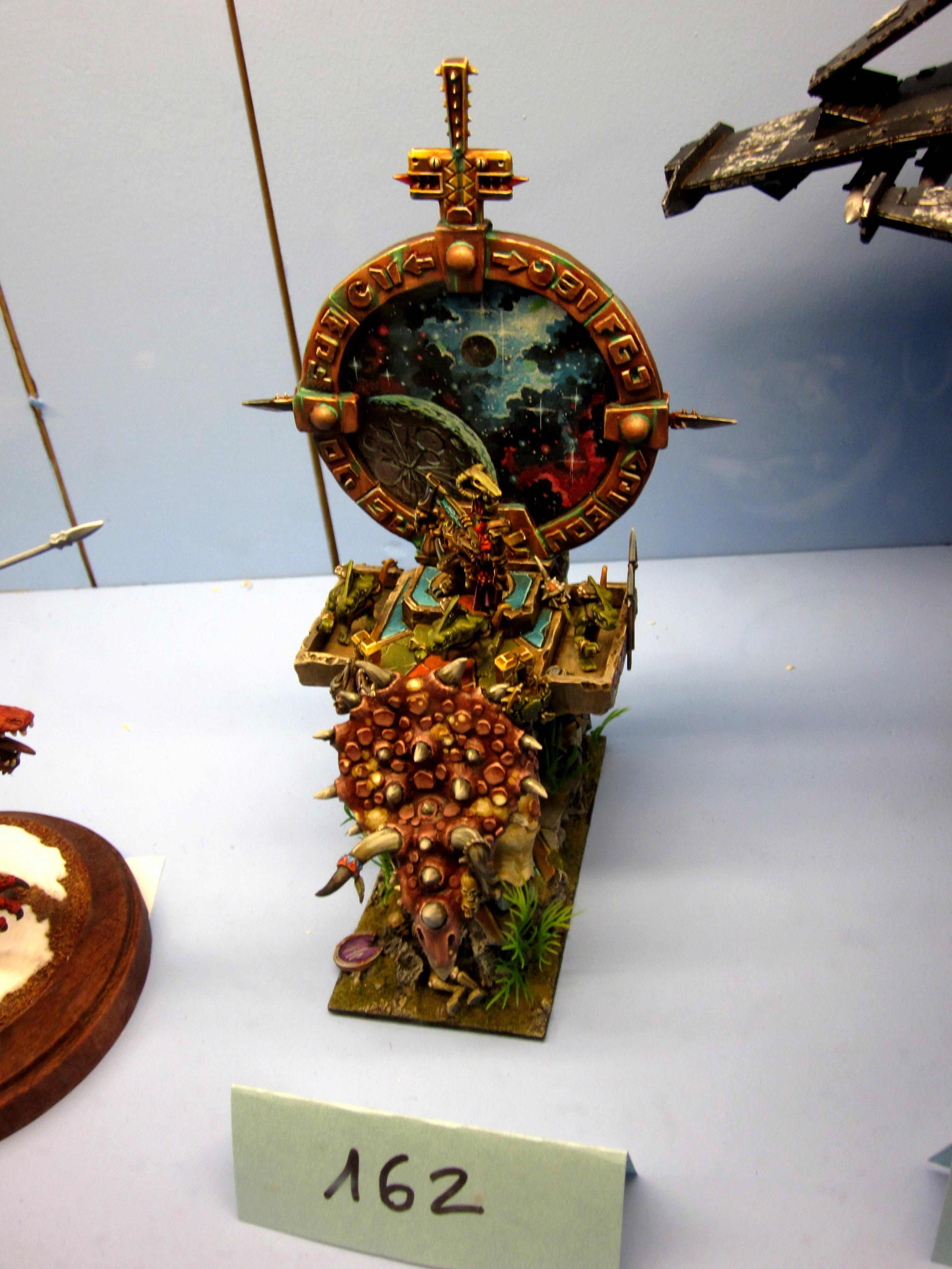 Adepticon 2011, Crystal Brush Competition, Lizardmen, Warhammer Fantasy