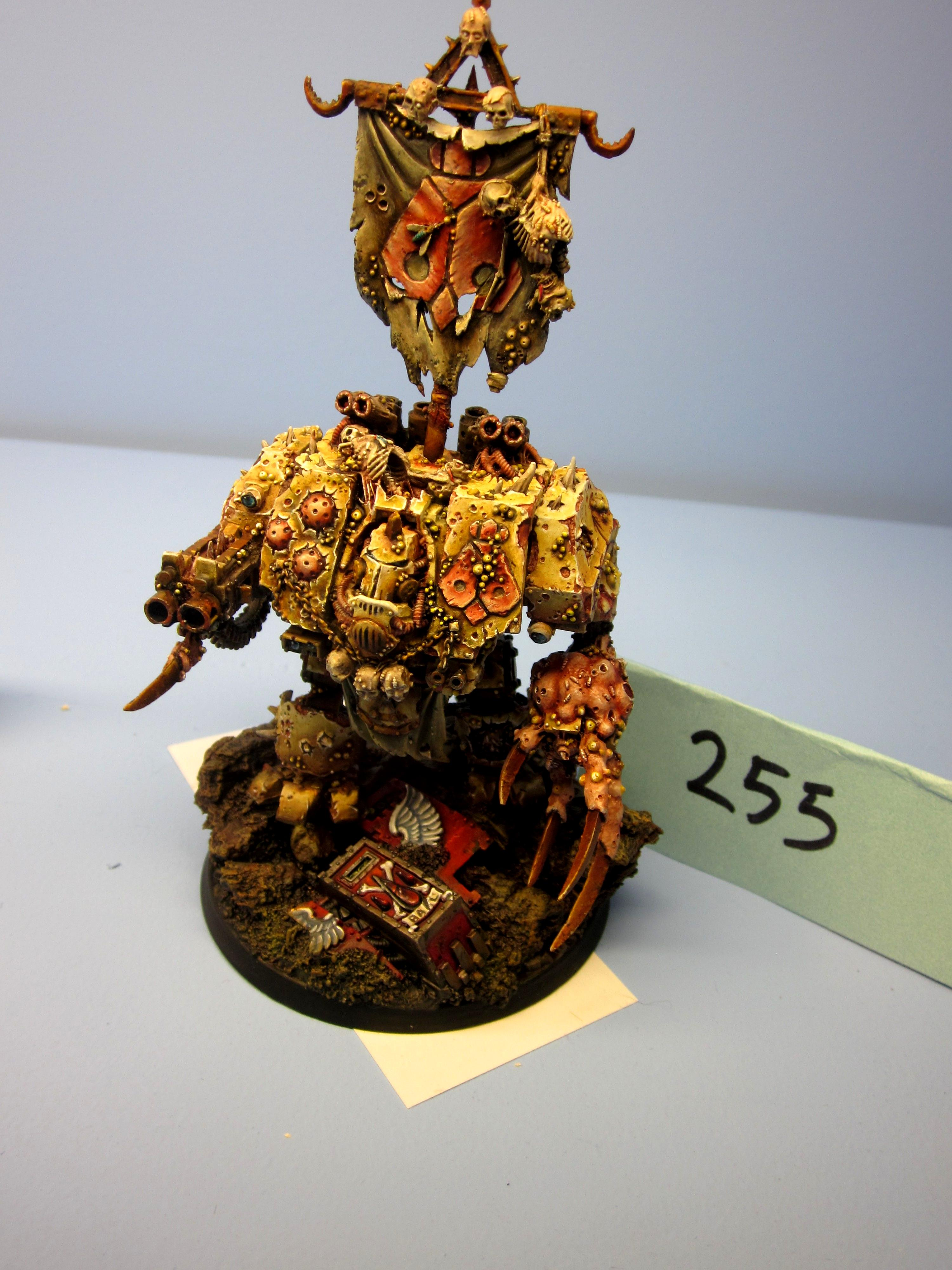 Adepticon 2011, Chaos, Chaos Space Marines, Disable, Dreadnought, Forge World, Nurgle