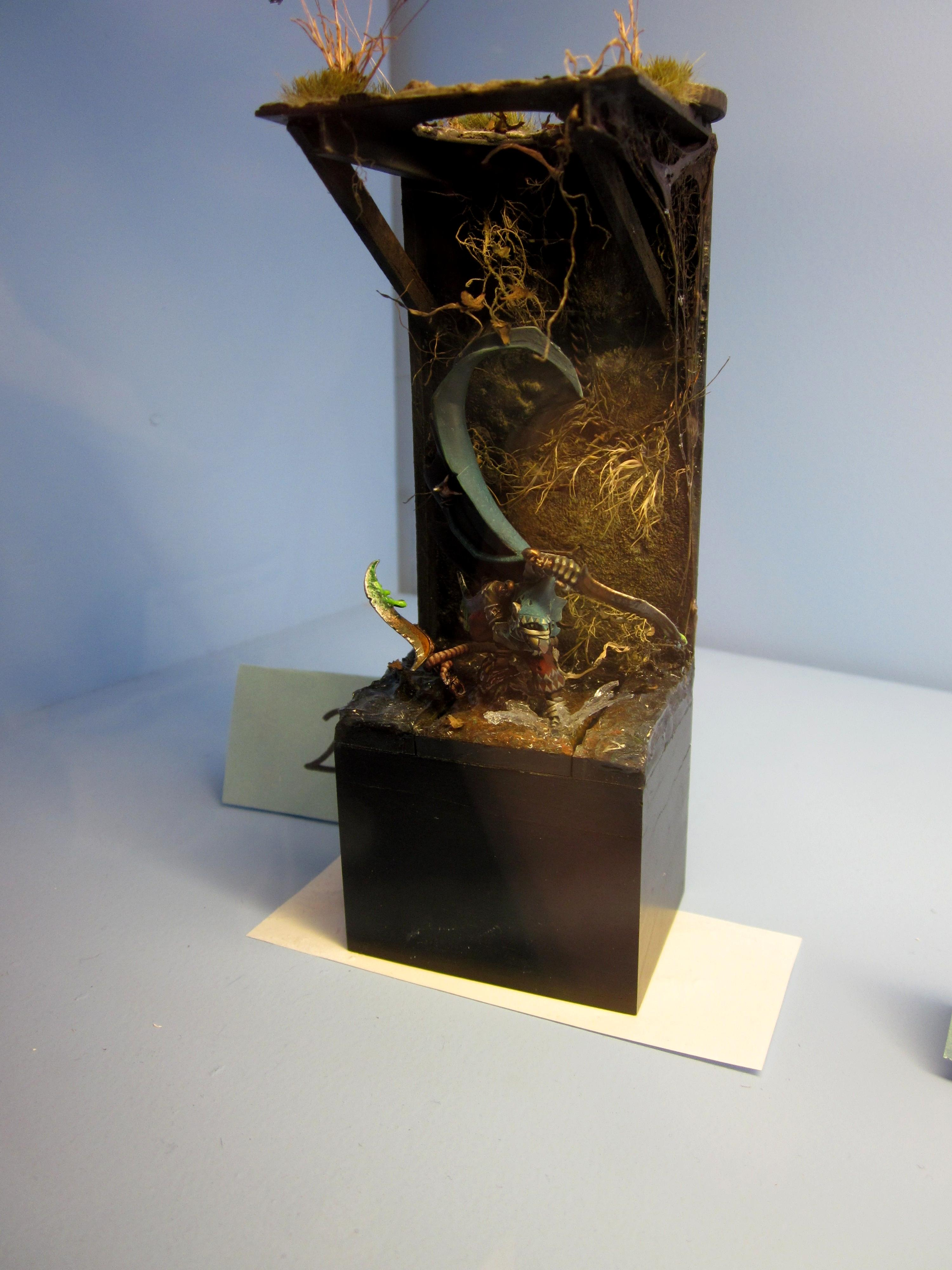 Adepticon 2011, Crystal Brush Entry, Sewer, Skaven, Water Effect