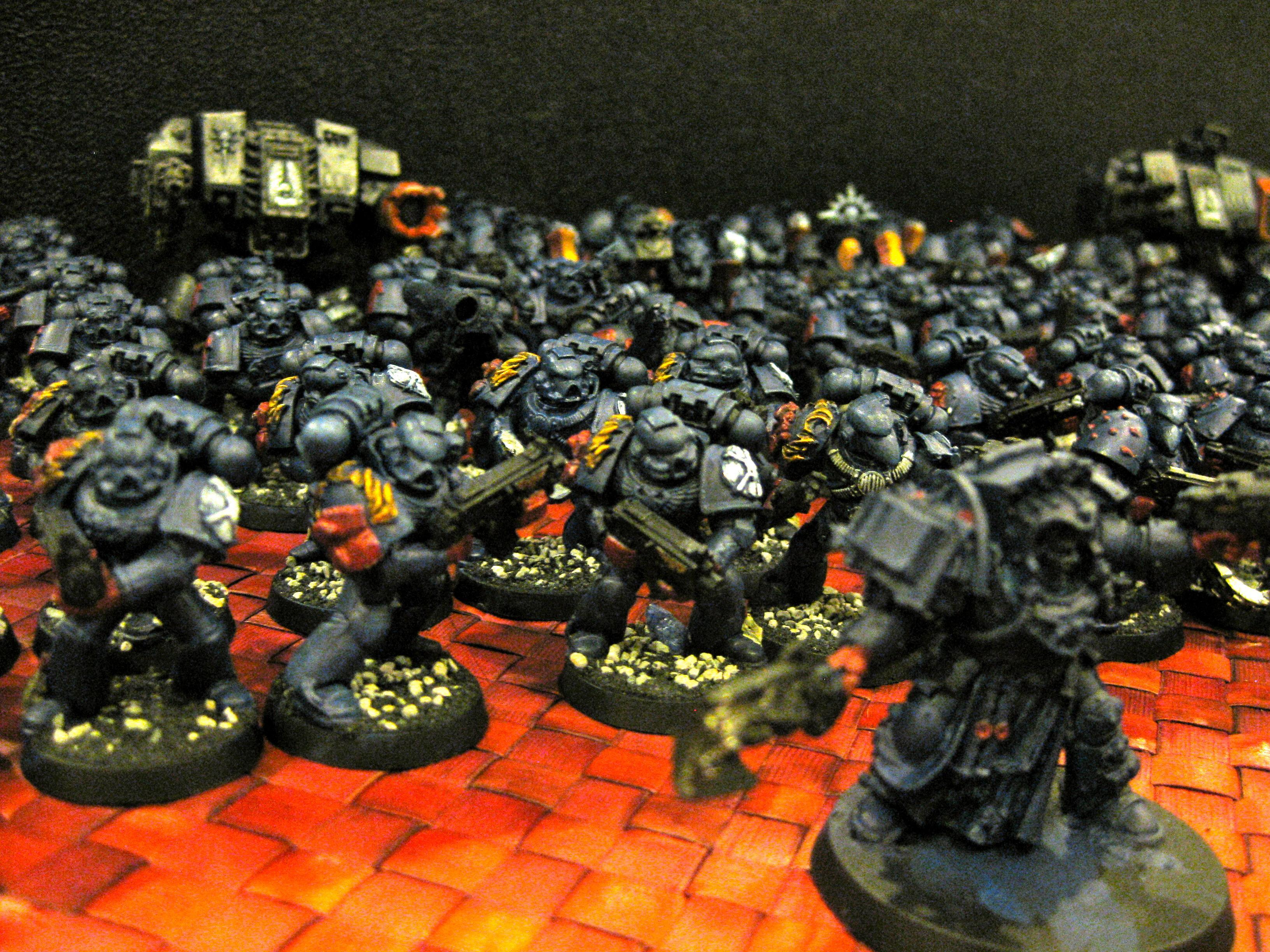 Crimson Fists, CF Army FS 007