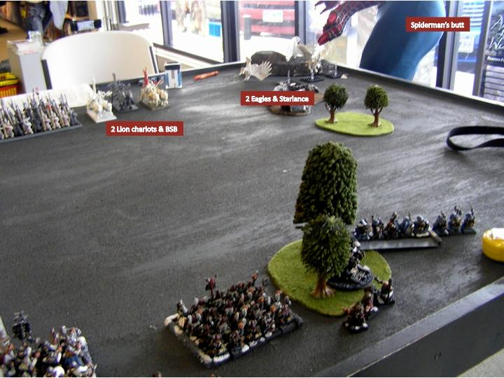 Game 2; Deployment Right