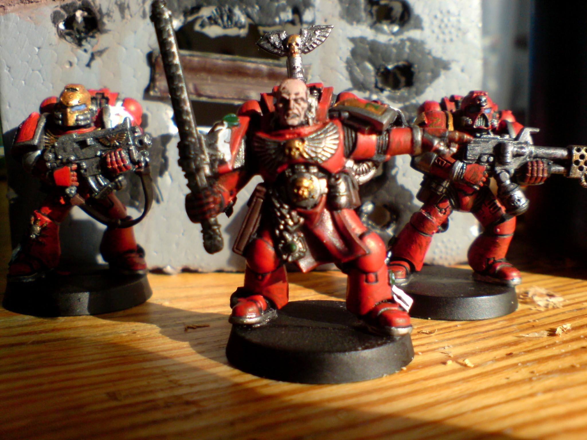 Space Marine 40k, Space Marines