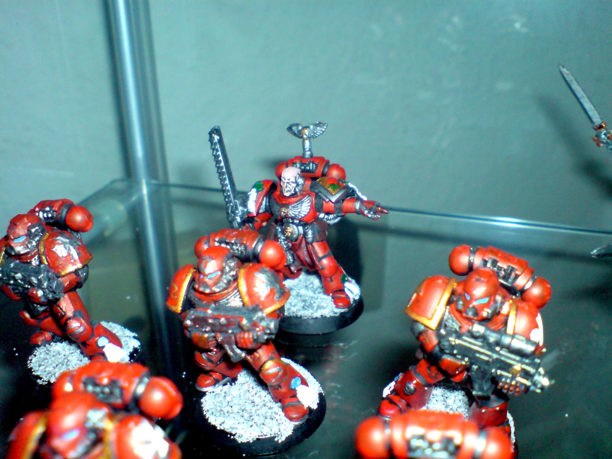 Space Marine 40k, Space Marines, Tactical Squad, Warhammer 40,000