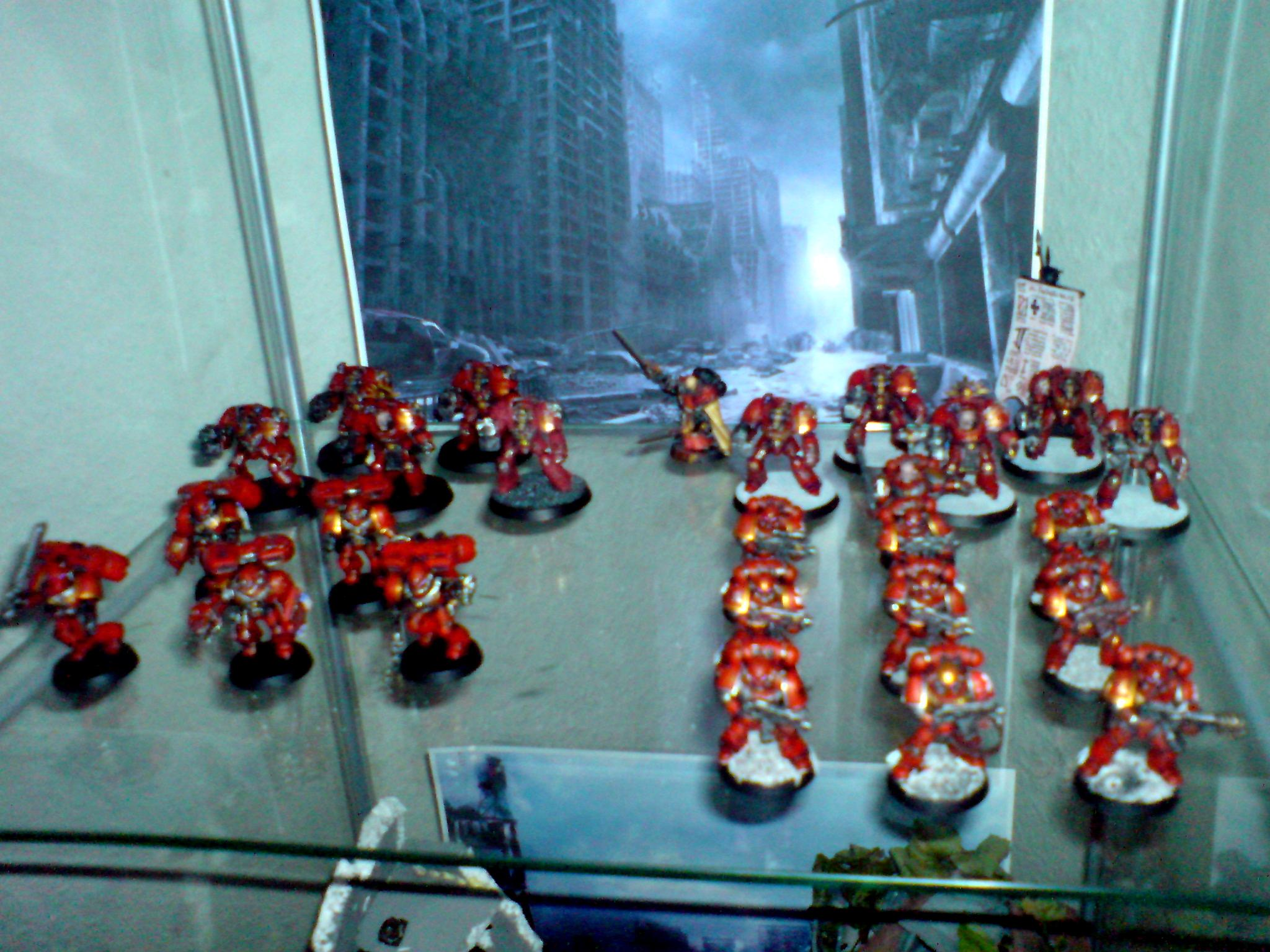 Space Marines 40k, Space Marines 40k