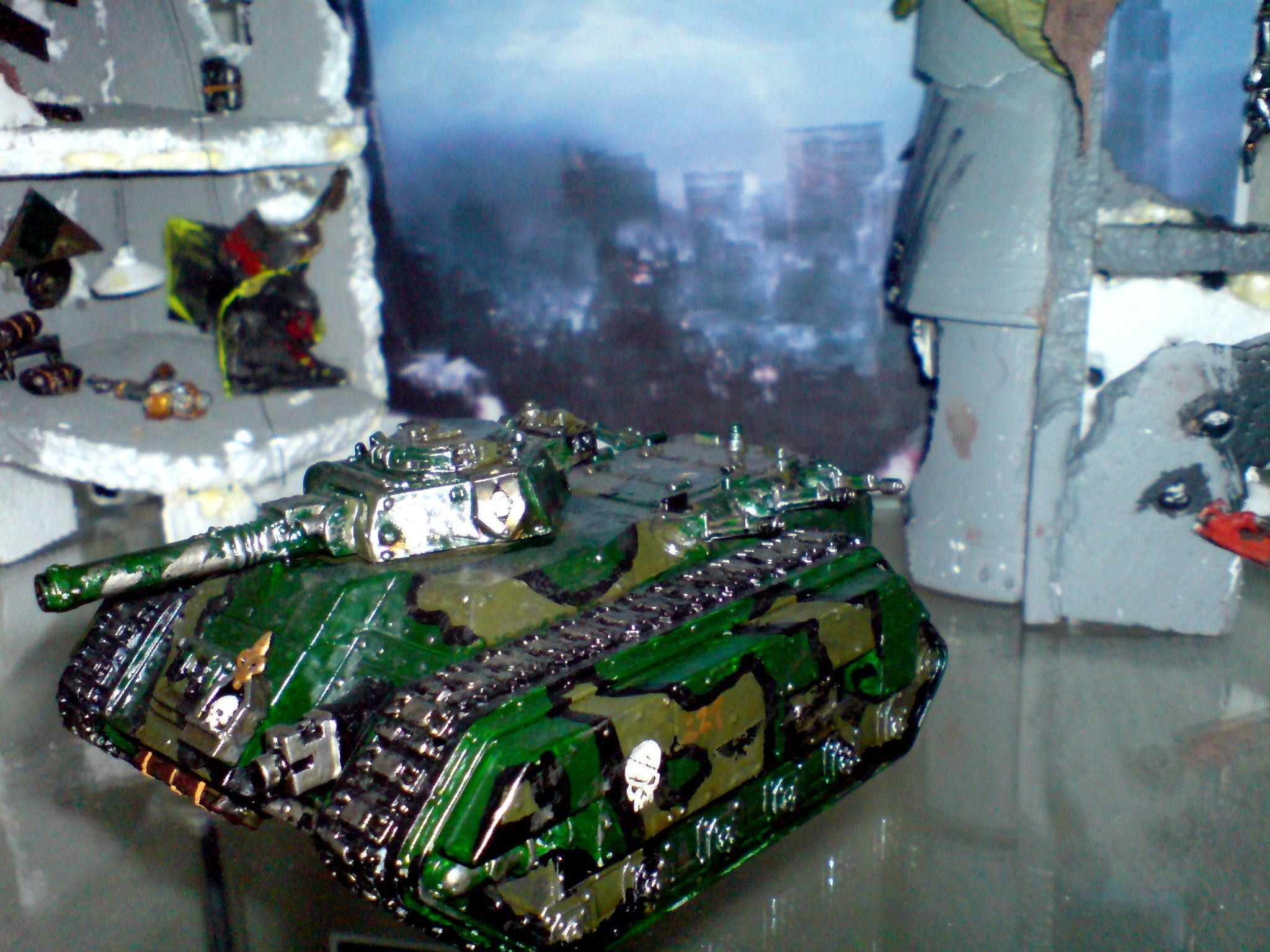 Catachan Imperial Guard Tank, Catachan Imperial Gurad