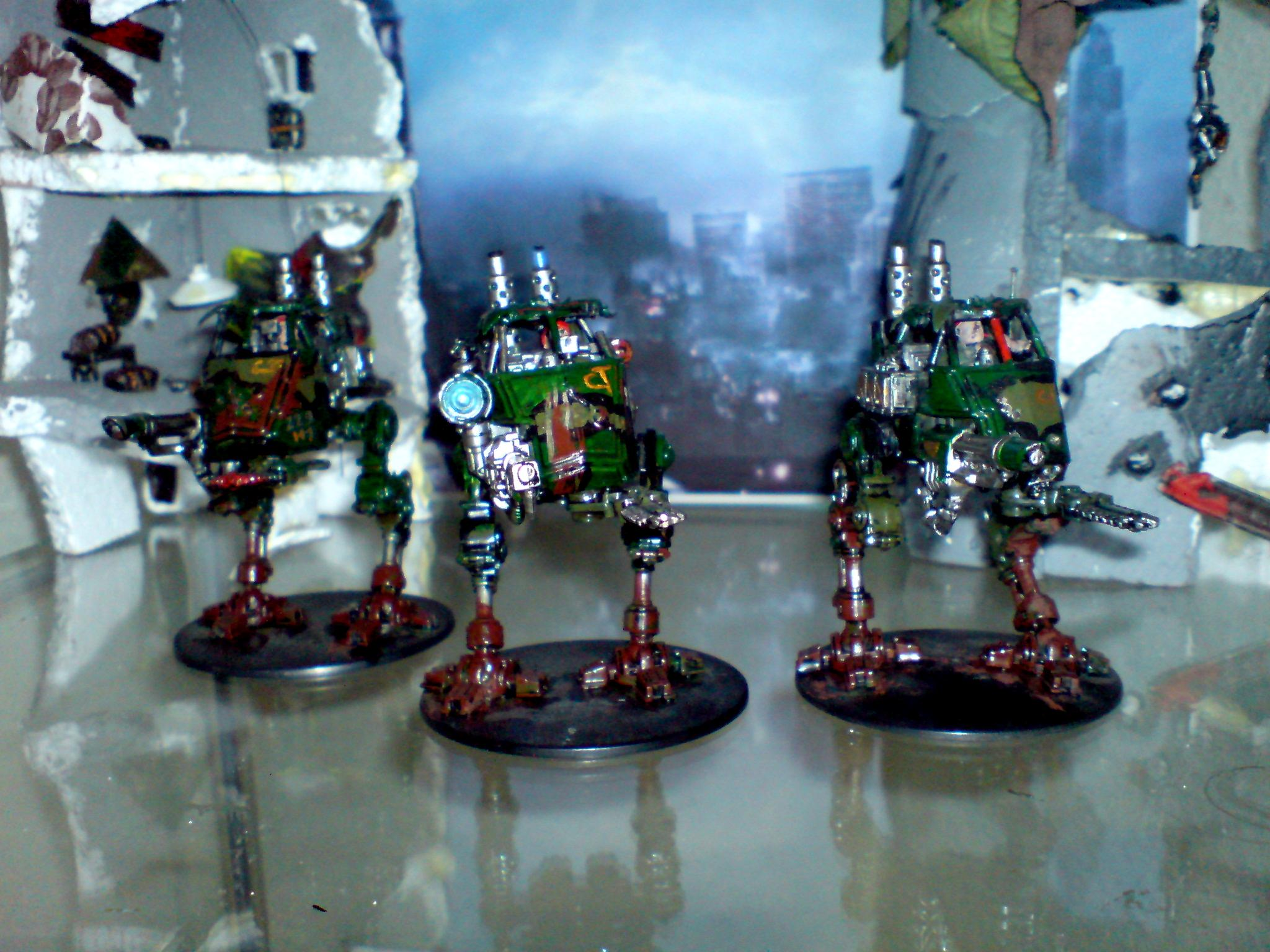 Catachan Imperial Guard Sentinels 40k, Catachan Imperial Gurad