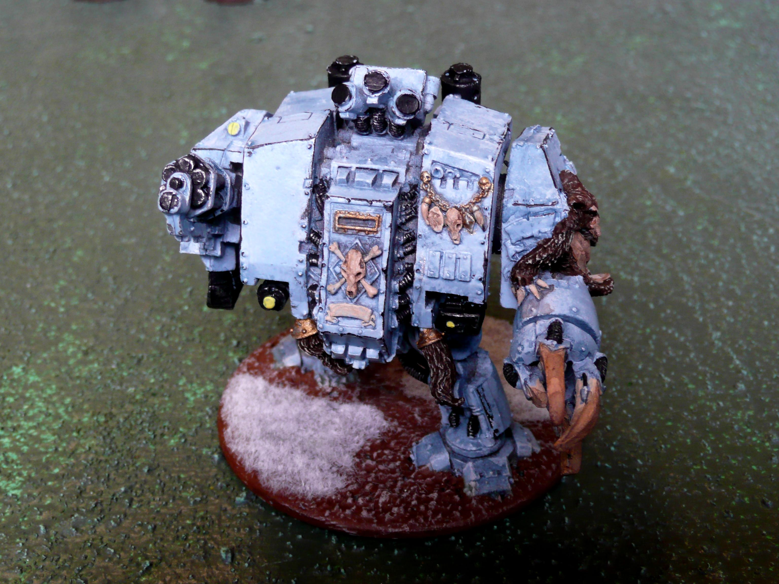 Bjorn, Bjorn The Fell Handed, Dreadnought, Space Wolves
