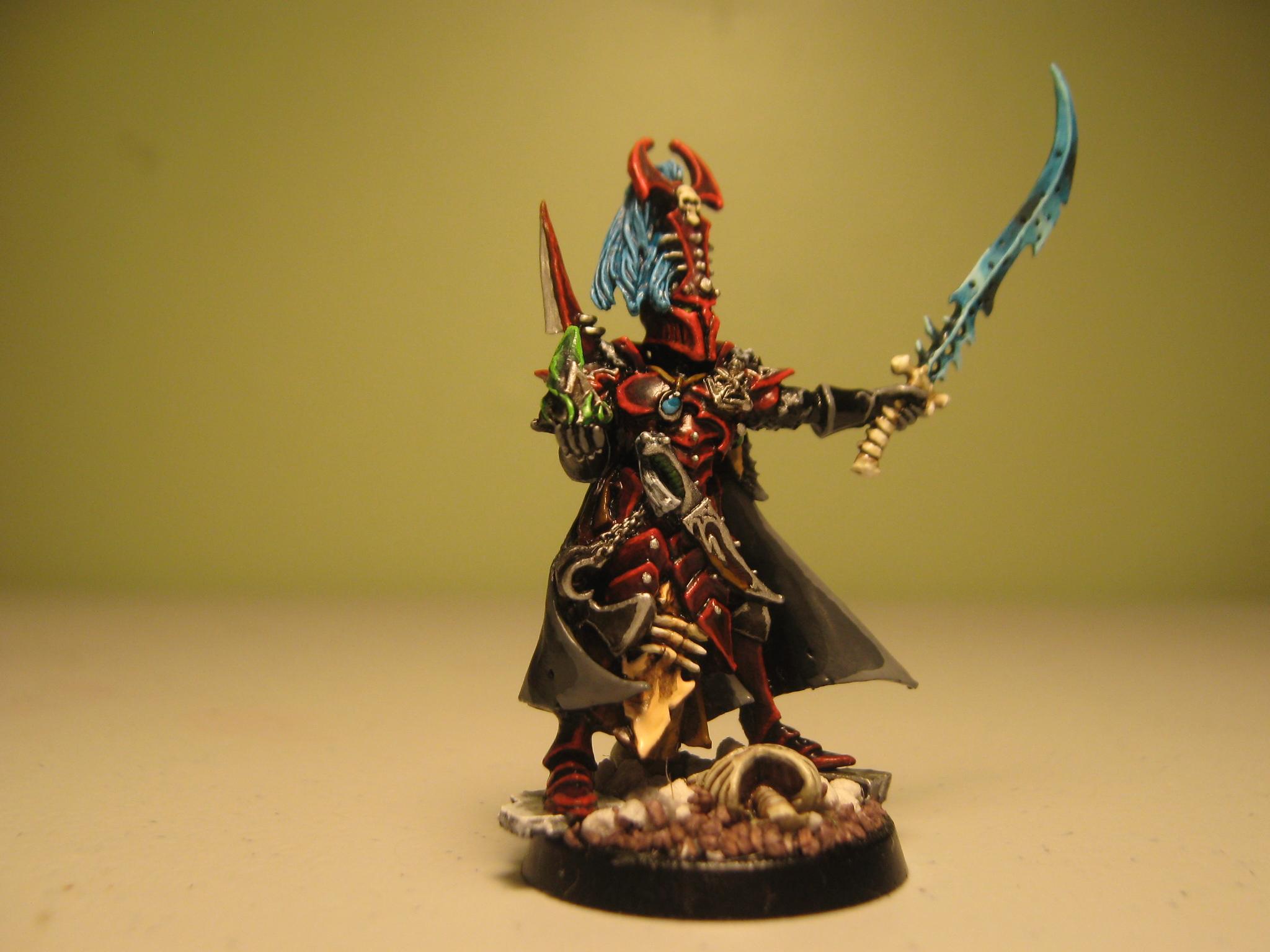 Archon, Commoragh, Dark Eldar, De, De Archon, Headquarters, Warhammer 40,000, Warriors
