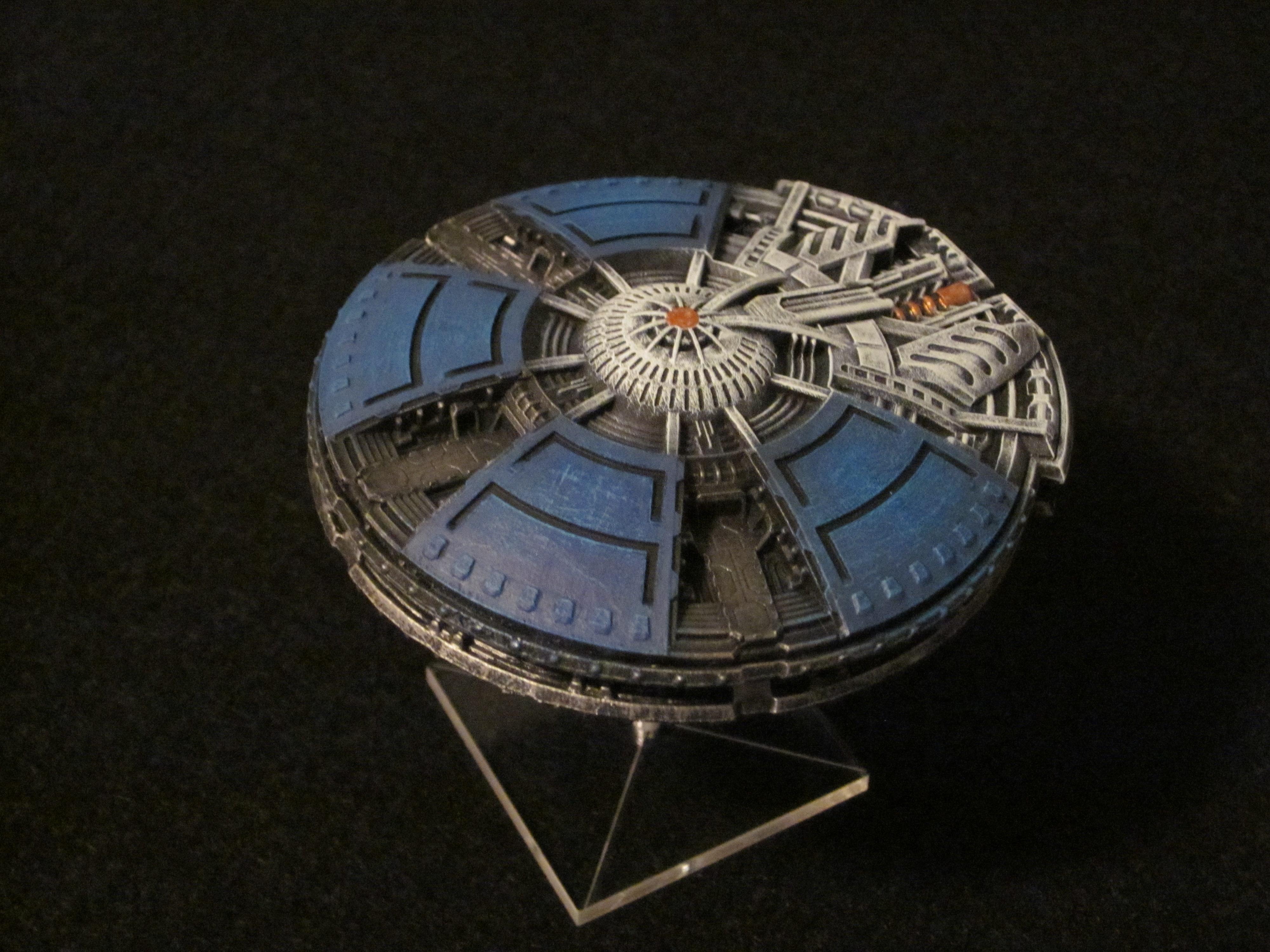 Armada, Carrier, Directorate, Firestorm, Overseer, Spartan