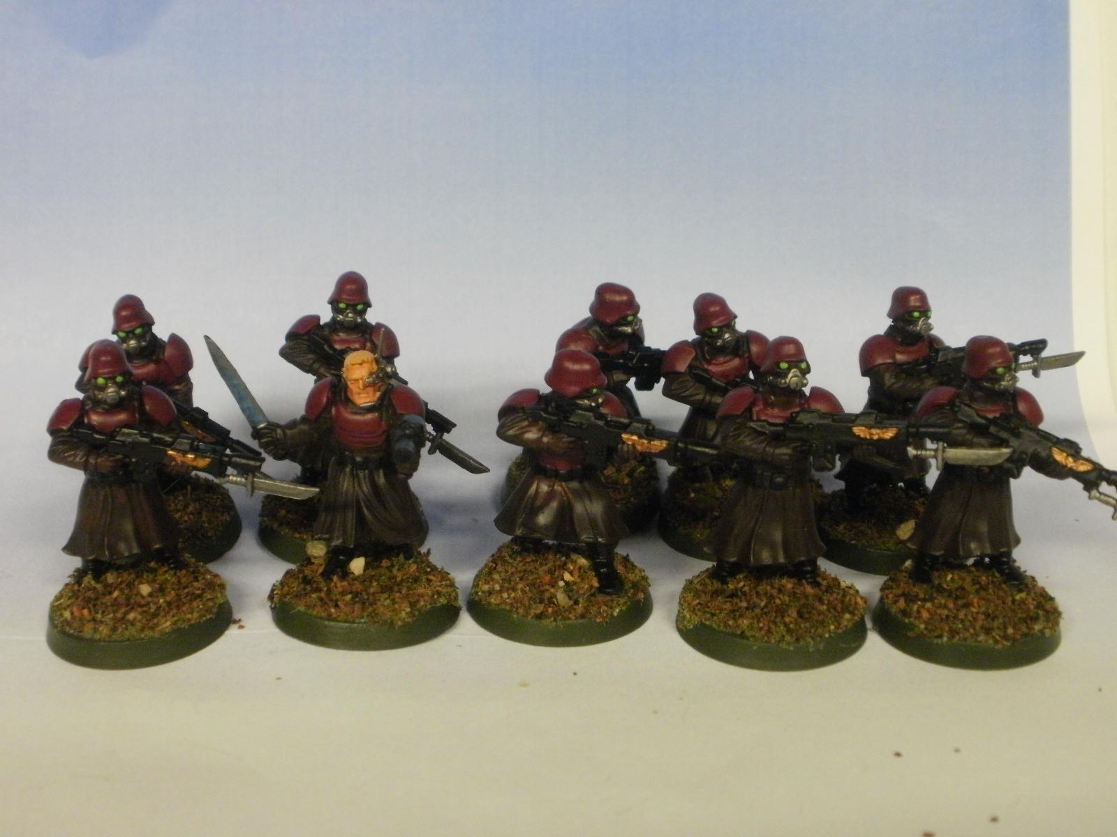 Guardsman squad 2