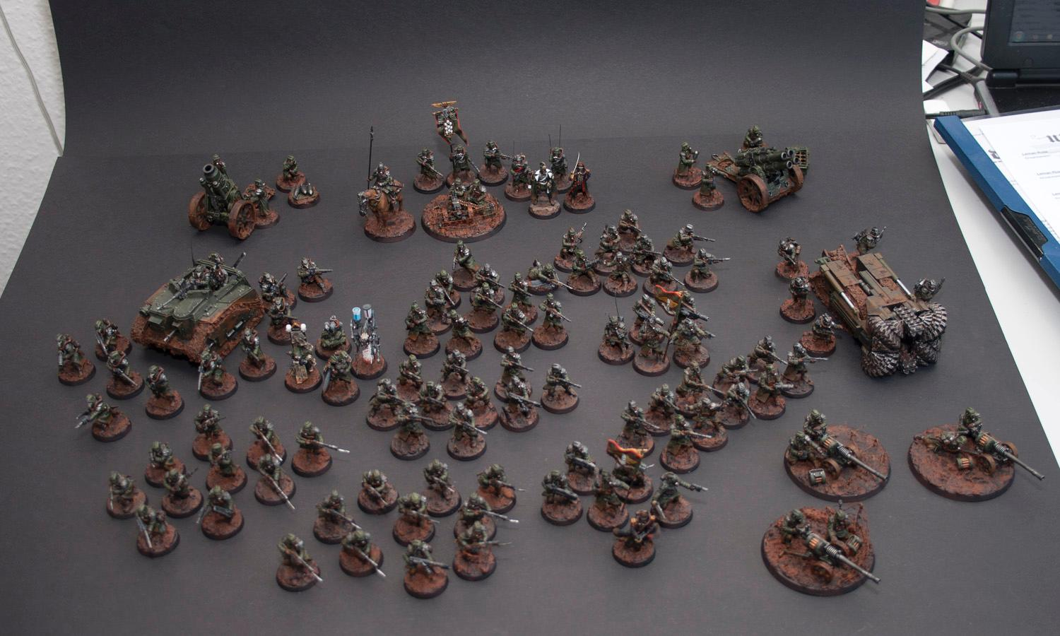 Awesome, Awsome, Death Korps of Krieg, Imperial Guard, Imperium